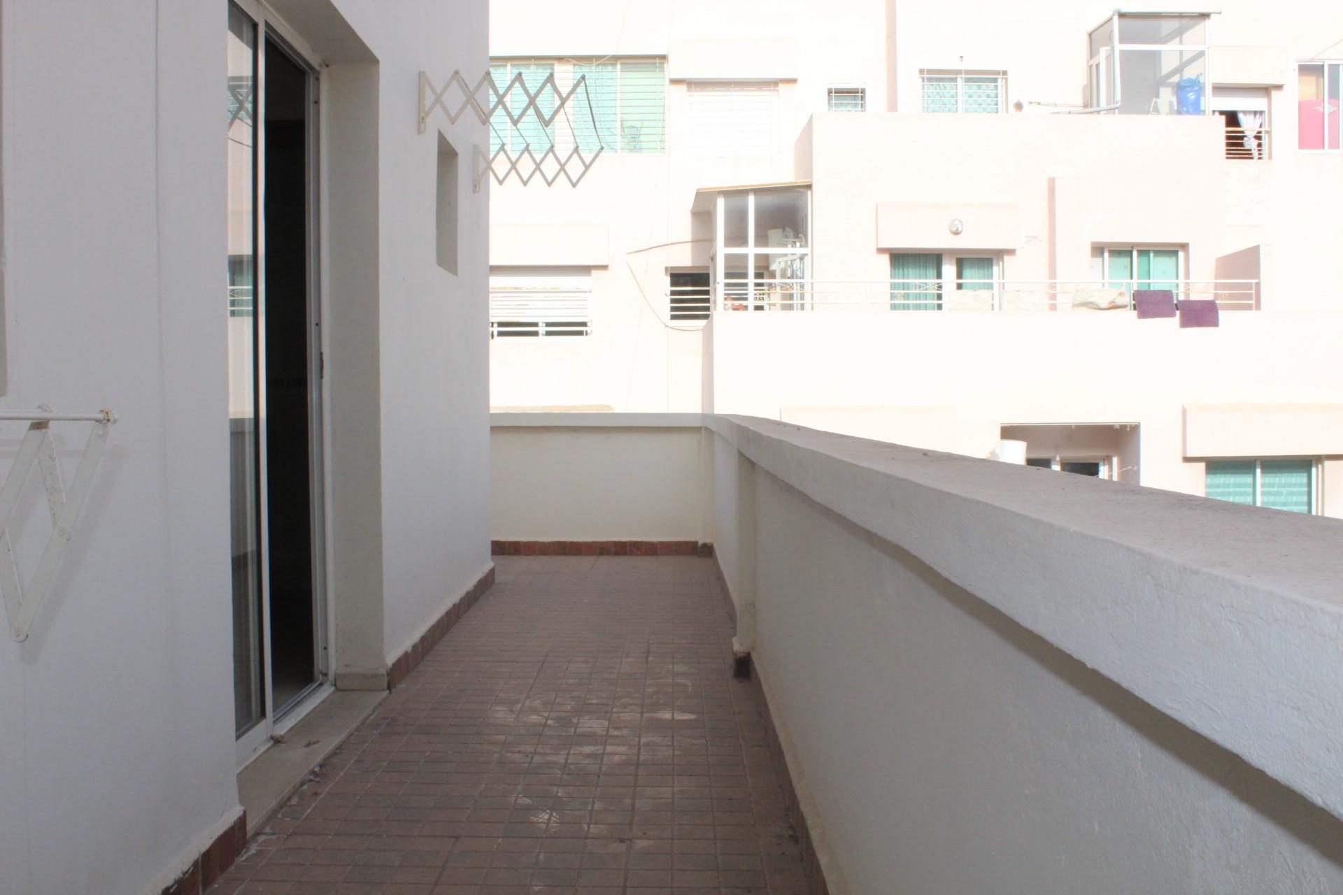 Mohamedia, à louer confortable appartement meublé de 2 chambres