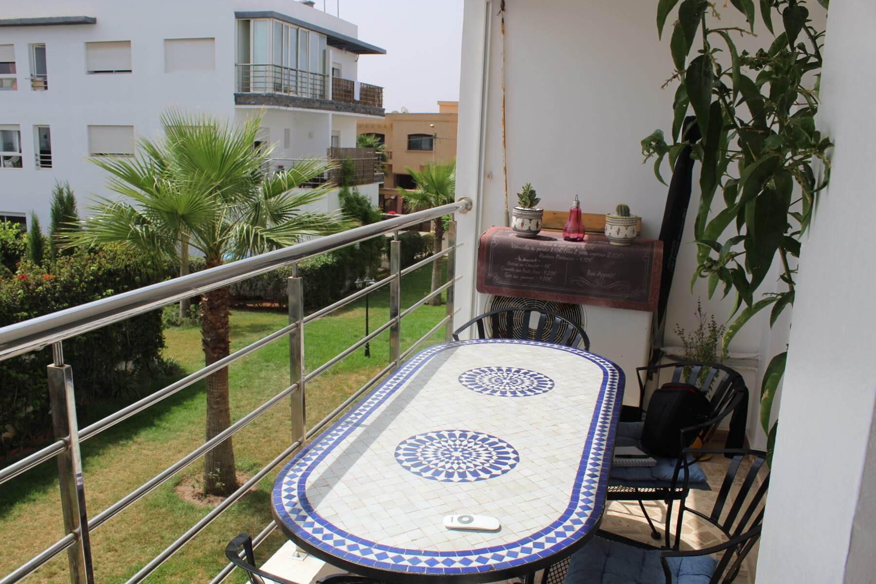 Darb bouazza, à louer très confortable et luxueux appartement