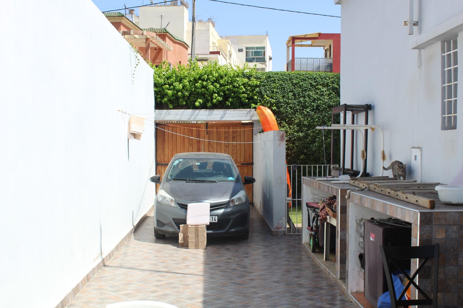 Casablanca, gautier a louer appartement familial de qualité