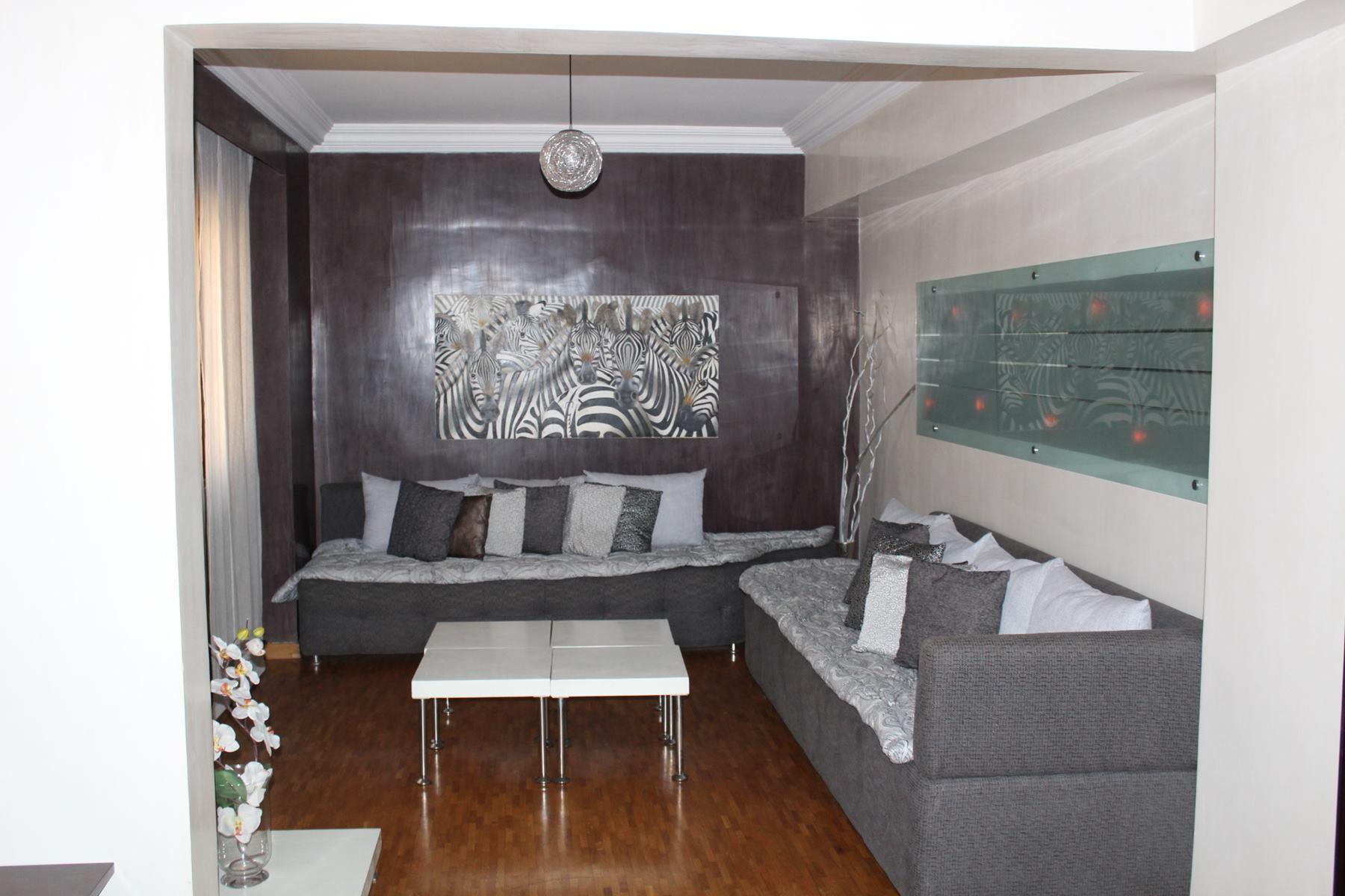Casablanca, à louer centre Maarif proche Bld Zerktouni, grand et vaste appartement meublé