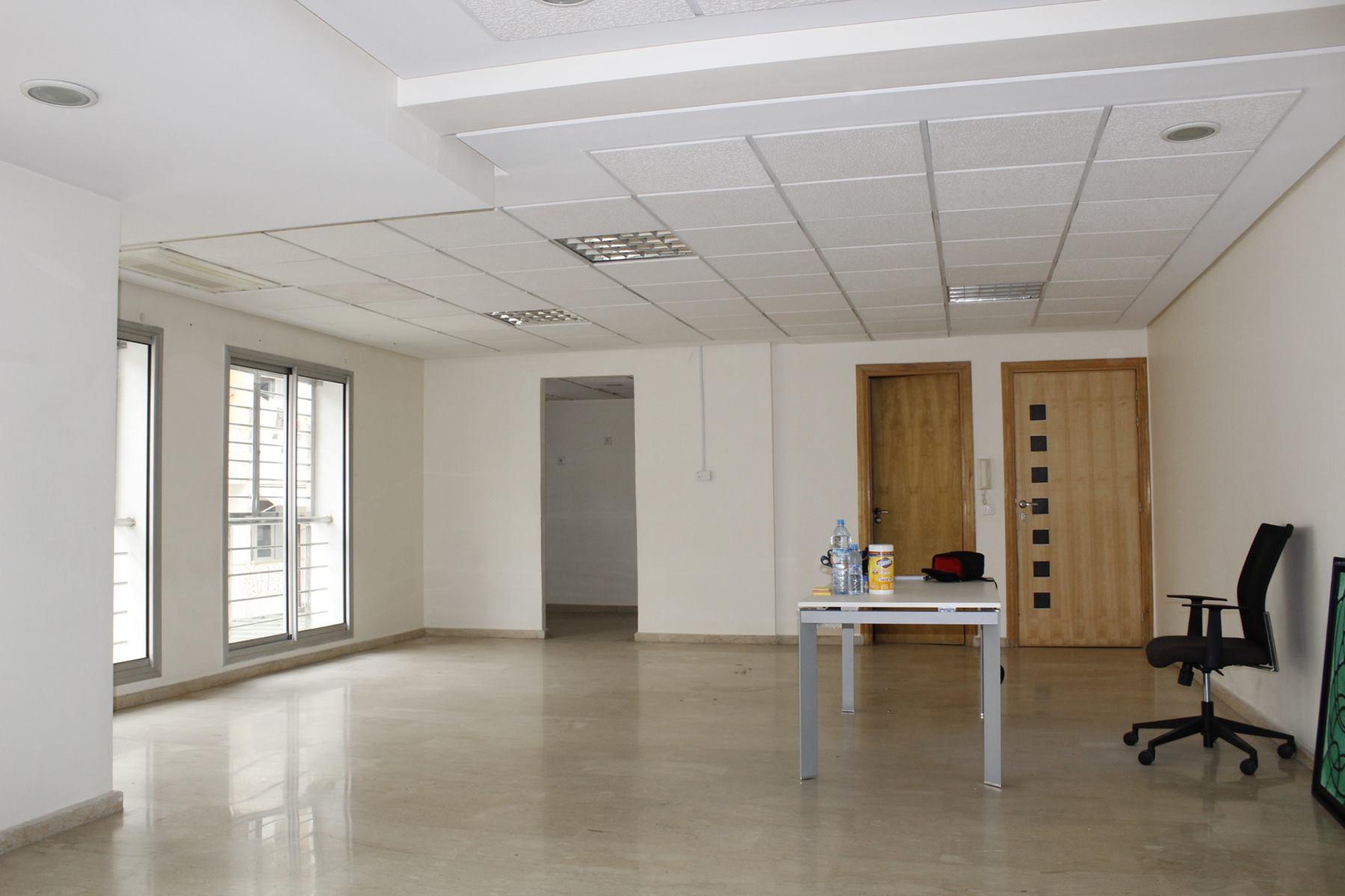 Casablanca à louer bureau très moderne et bien équipé u nourreska