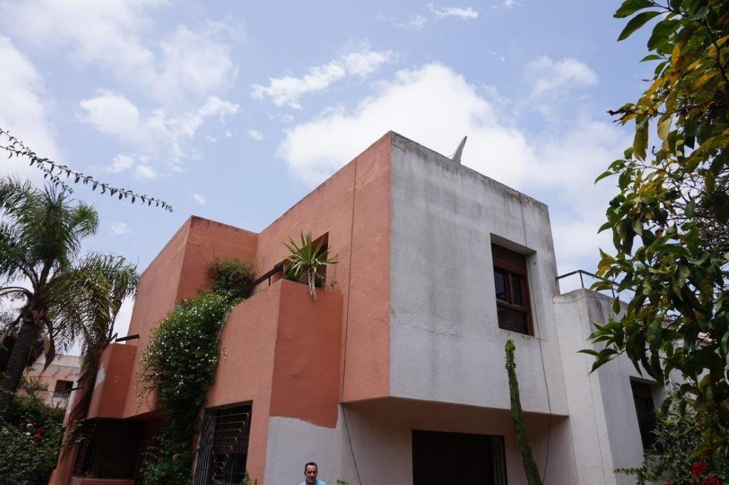 Maroc ,Casablanca, CIL, vend grande Villa emplacement recherché