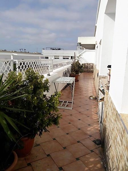 Casablanca, Vend appartement terrasse  ( Maarif extension )