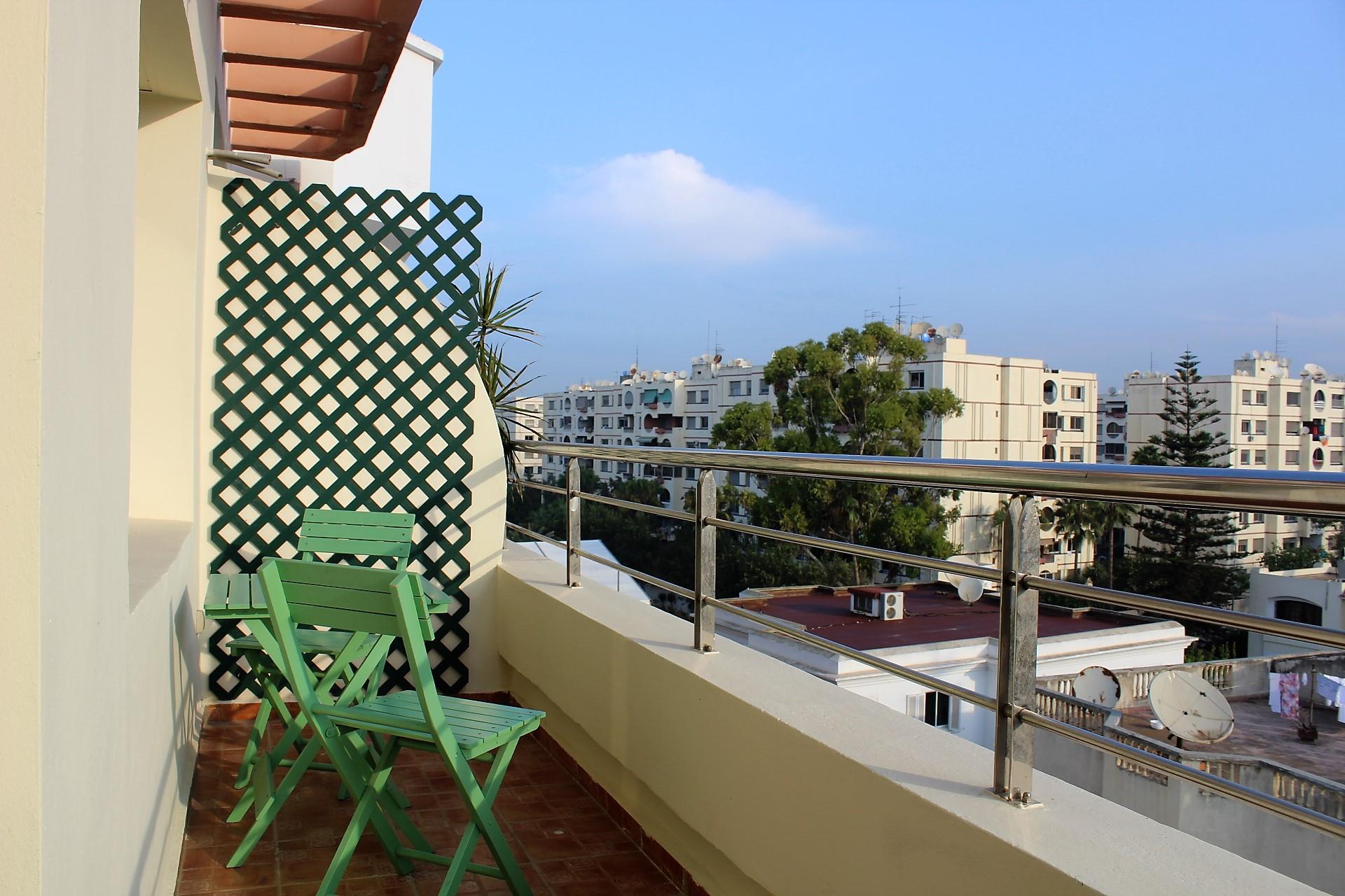 Casablanca, parfait et calme studio à louer