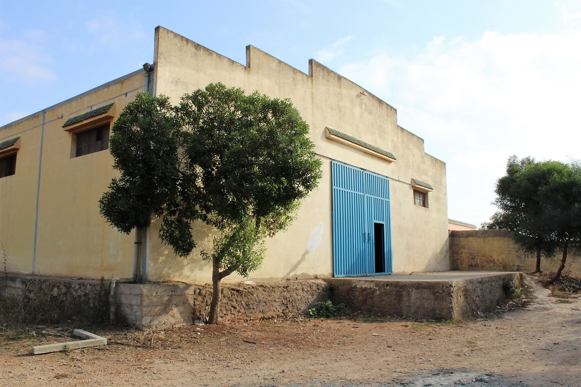 Maroc, Casablanca, secteur abdelmoumen proche tram,  à louer bureau moderne de 150 M²