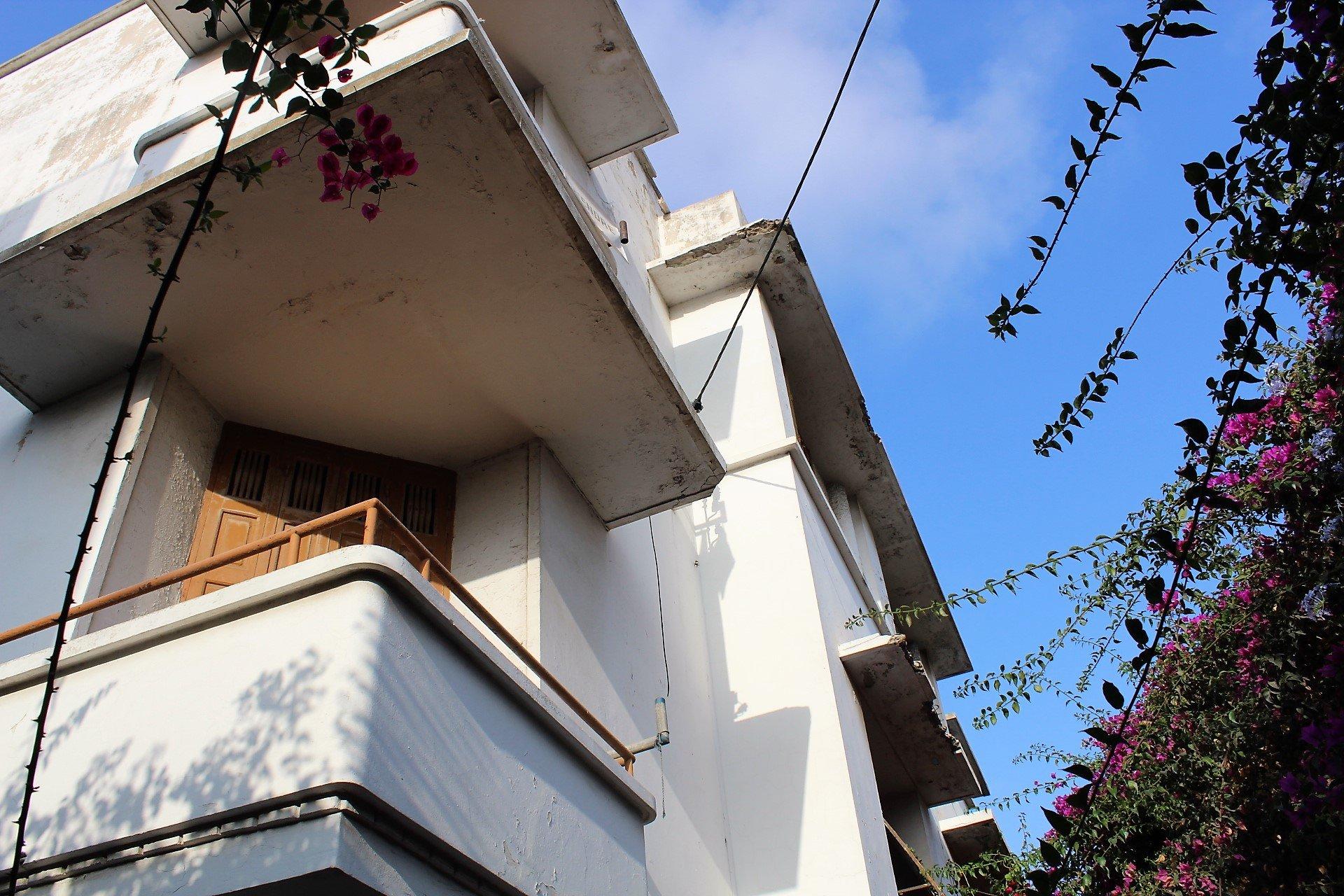 Casablanca, à vendre petit immeuble de style art déco
