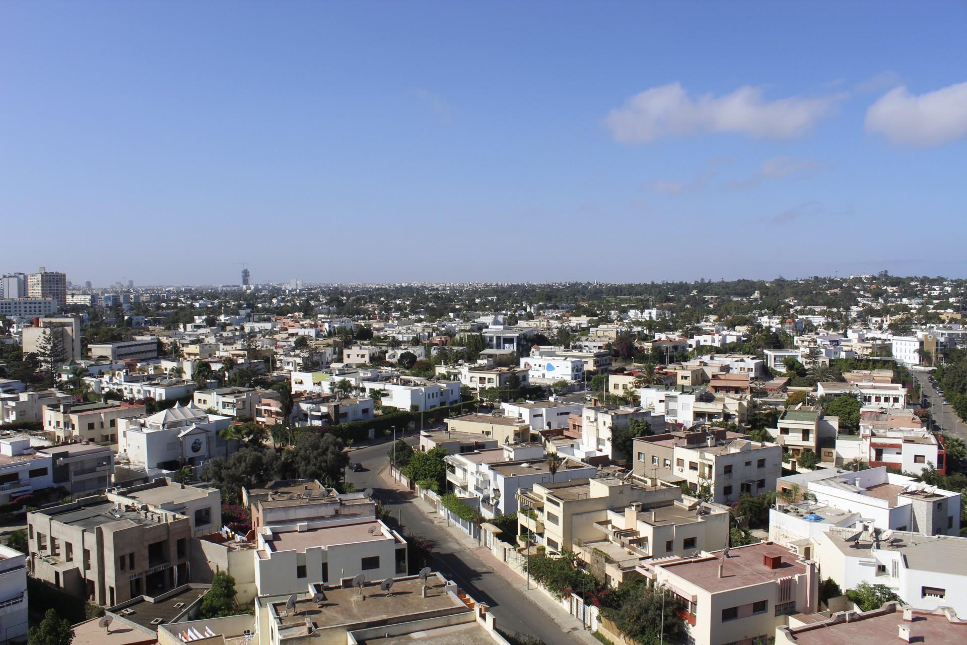 Casablanca à vendre appartement unique