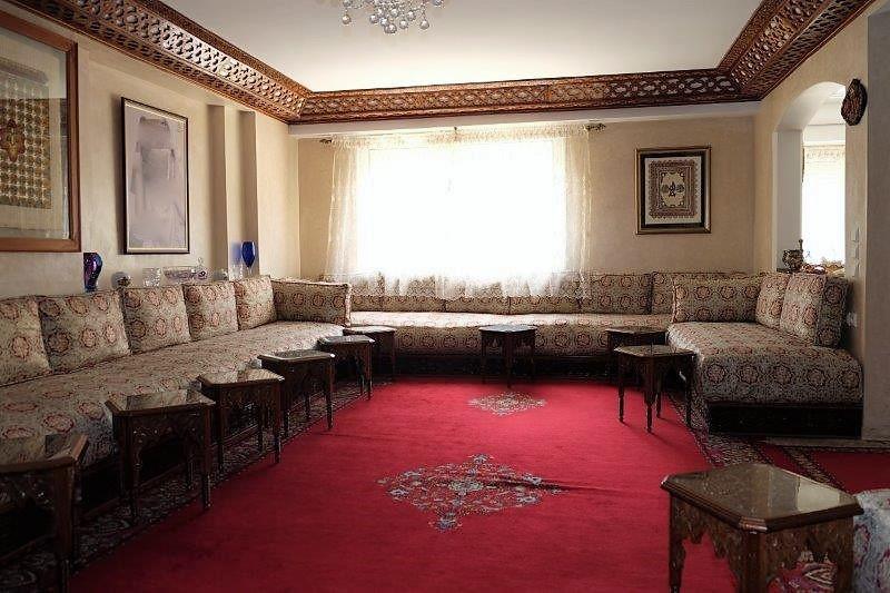 Casablanca, triangle d'or, unique et splendide Appartement terrasse de 295 m² à vendre