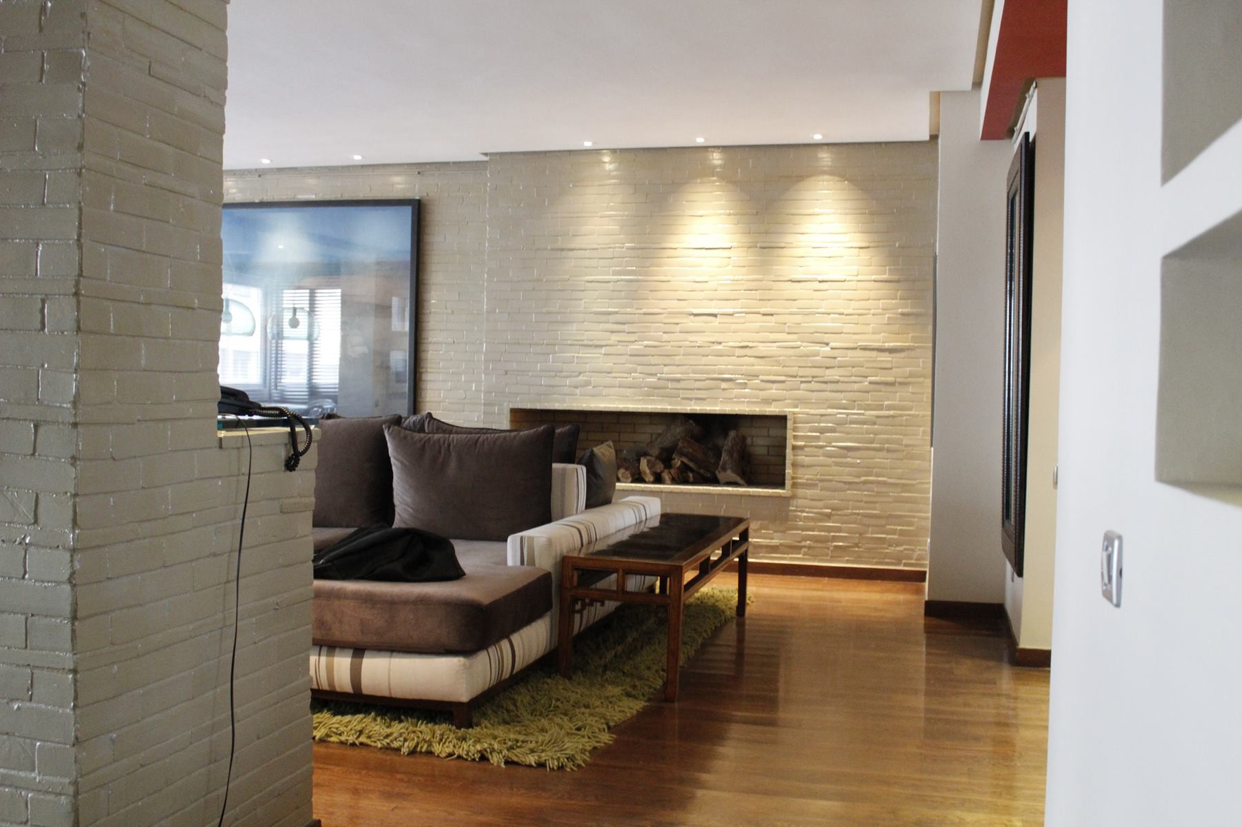 CASA, Gautier, à louer chaleureux appartement très raffiné