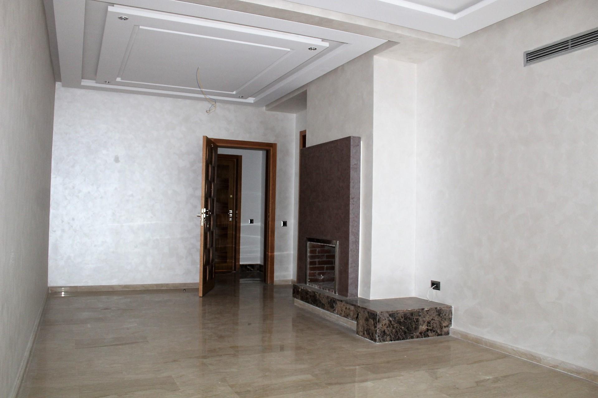 Casablanca, à louer appartement neuf de 89 M2 bourgeois