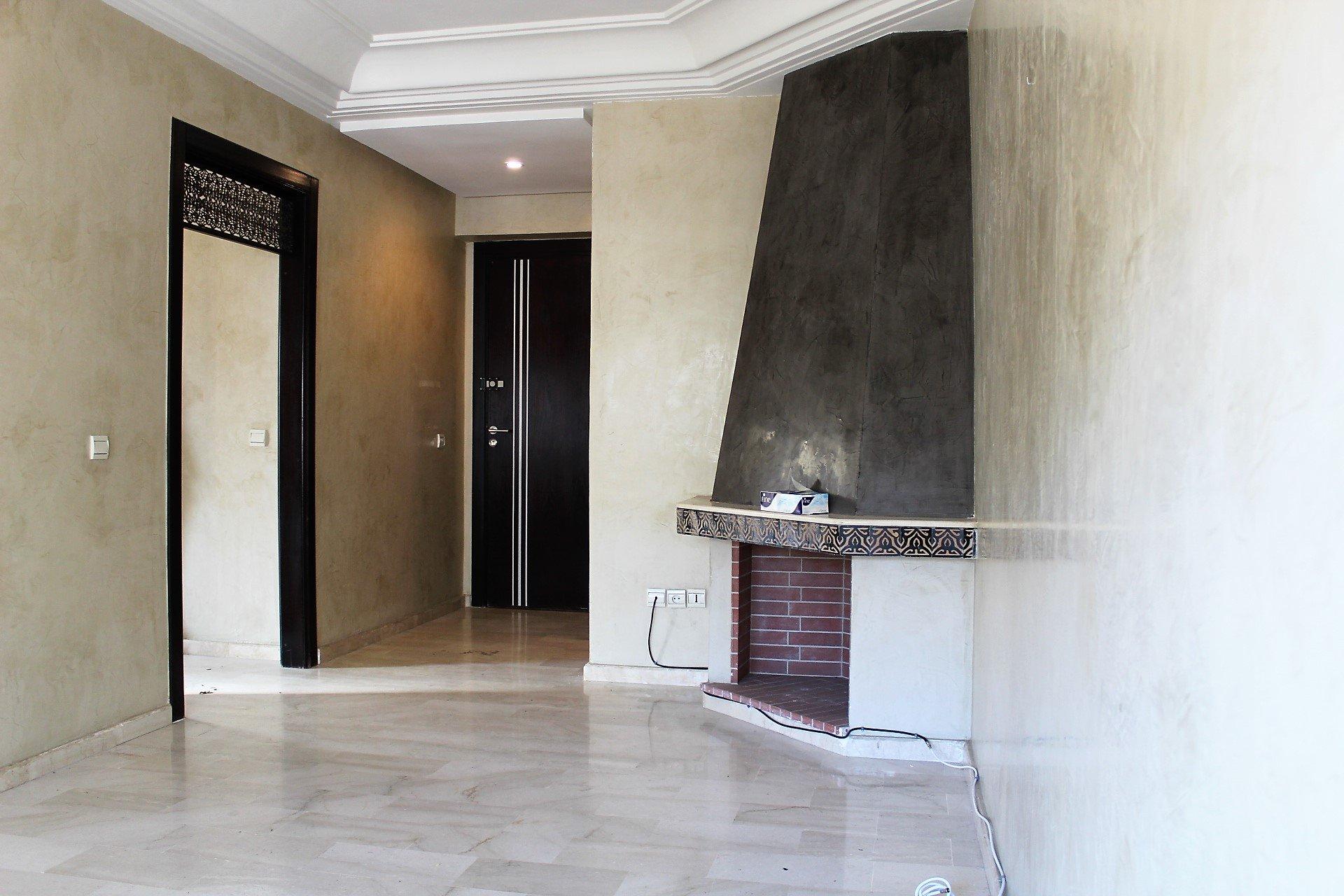 Casablanca ,ideal investisseur appartement a acheter 2chambres ,salon