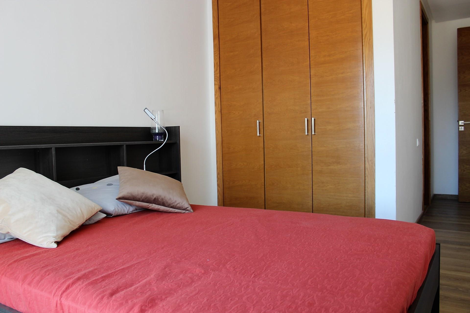 Casablanca Ain Diab, à louer 148 m2 meublé très haut standingdans résidence avec vue mer.