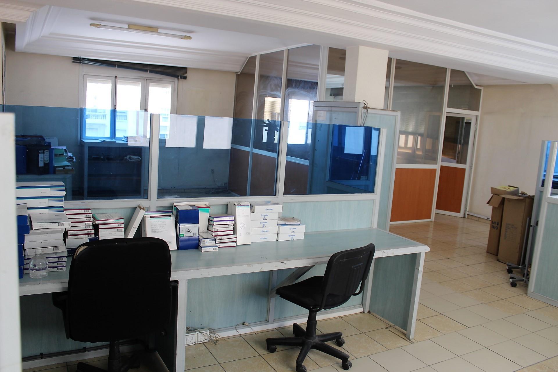 Casablanca, à louer confortable et pratique bureau sur maarif