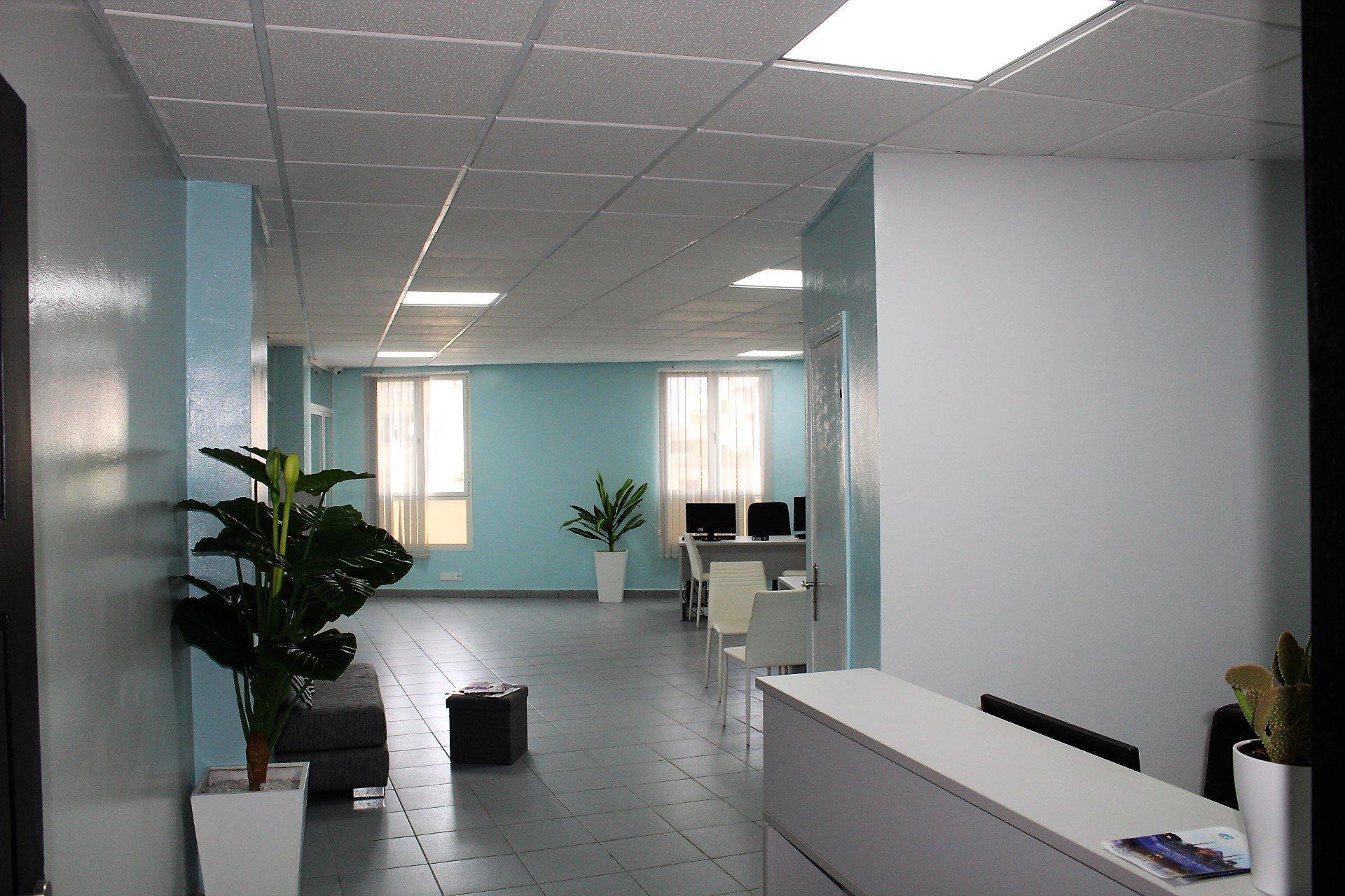 Maroc, Casablanca, Bld Anfa, différents bureaux modernes à louer