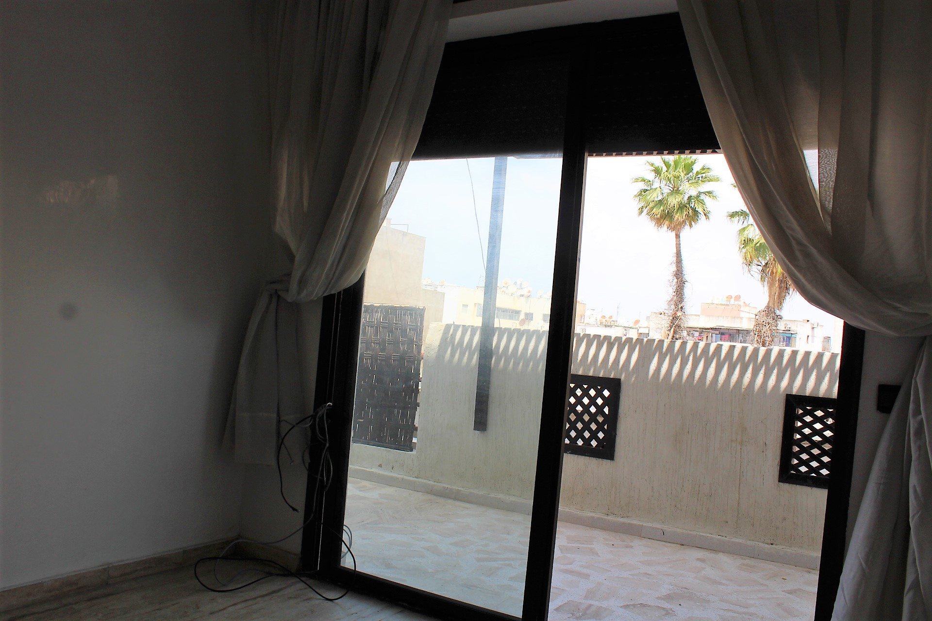 Casablanca centre-ville agréable STUDIO avec terrasse à Louer.