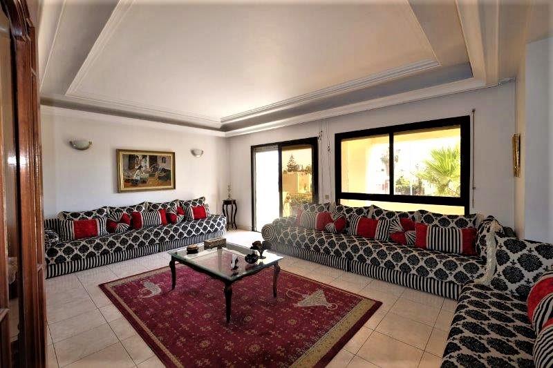 Maroc, Casablanca, Bourgogne, Appartement  résidentiel proche triangle d'or sans vis-à-vis de 165  m² à acheter