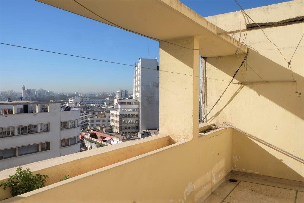 Maroc, Casablanca, sidi beliout, à acheter appartement exceptionnel art déco.