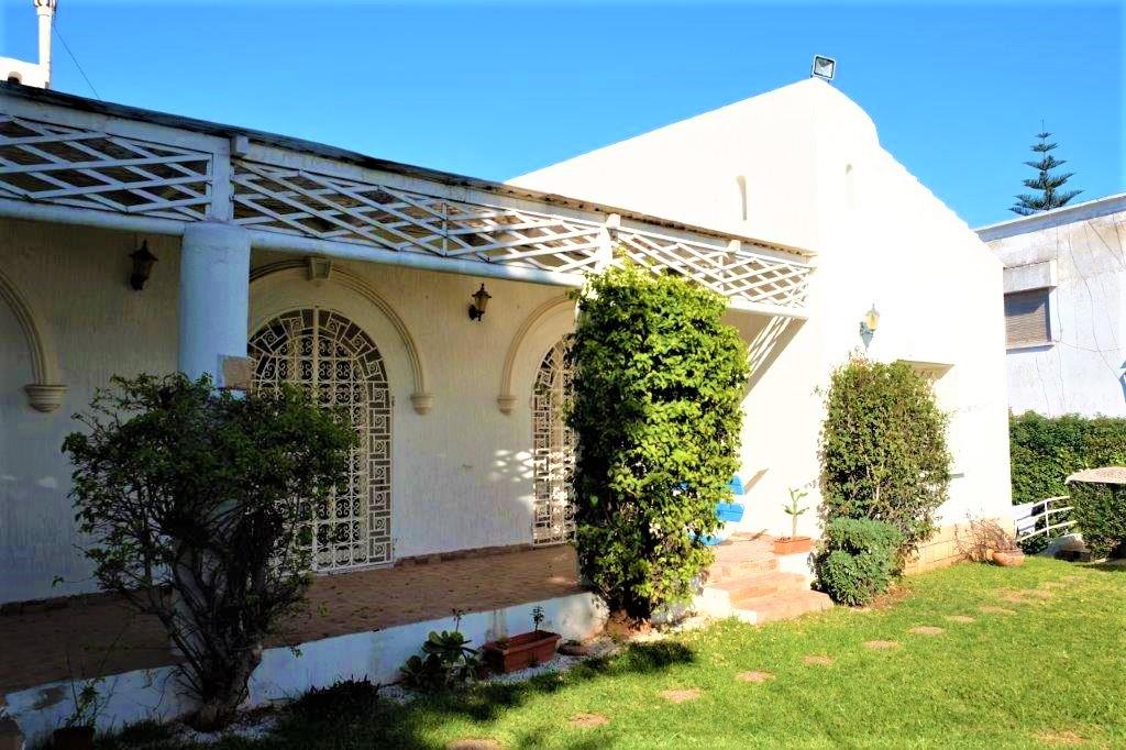 Casablanca, POLO,  à acheter agréable Villa d'angle très bien exposé
