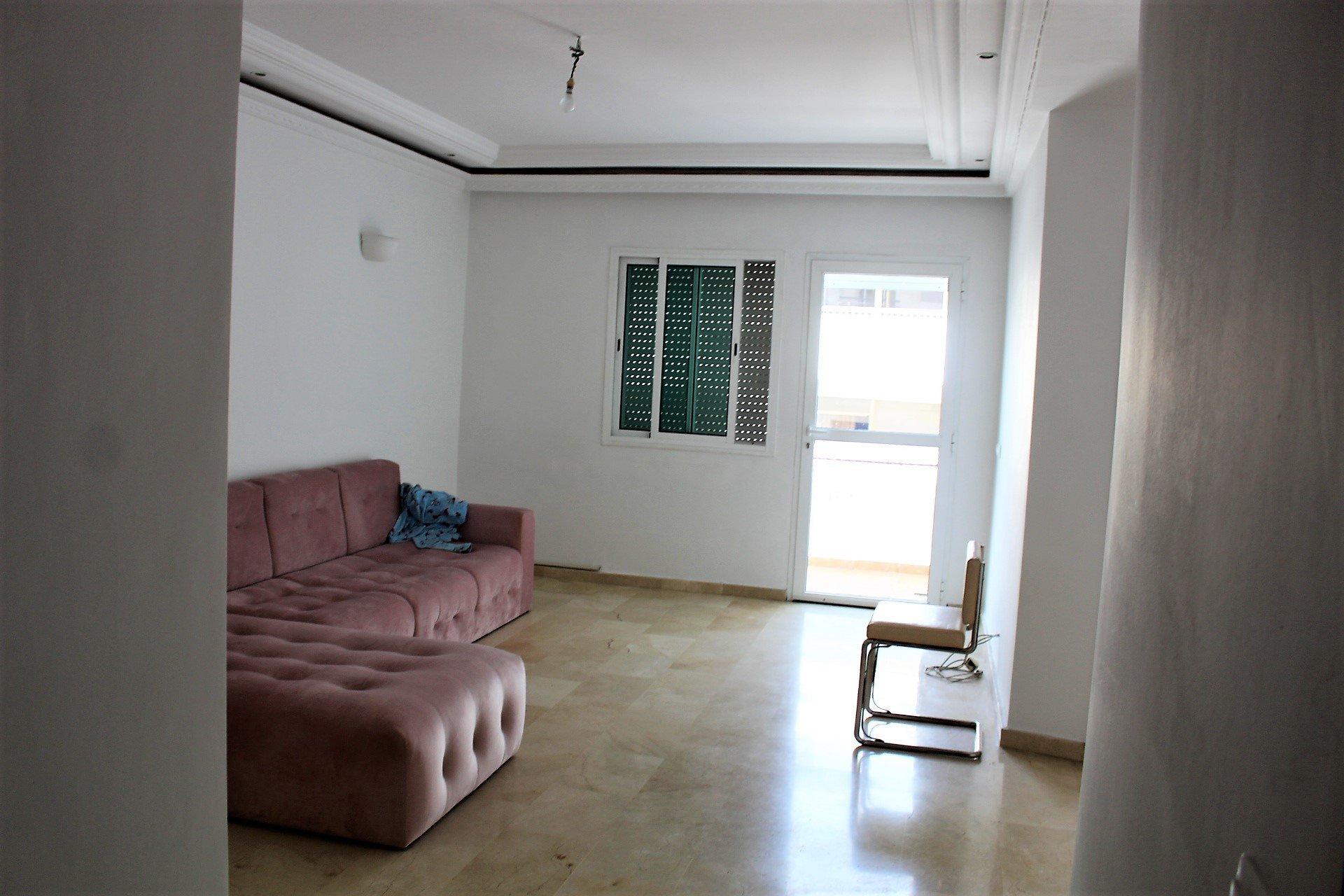 Maroc, Casablanca, Gauthier, à louer appartement d'excellente qualité dans immeuble bien entretenu.