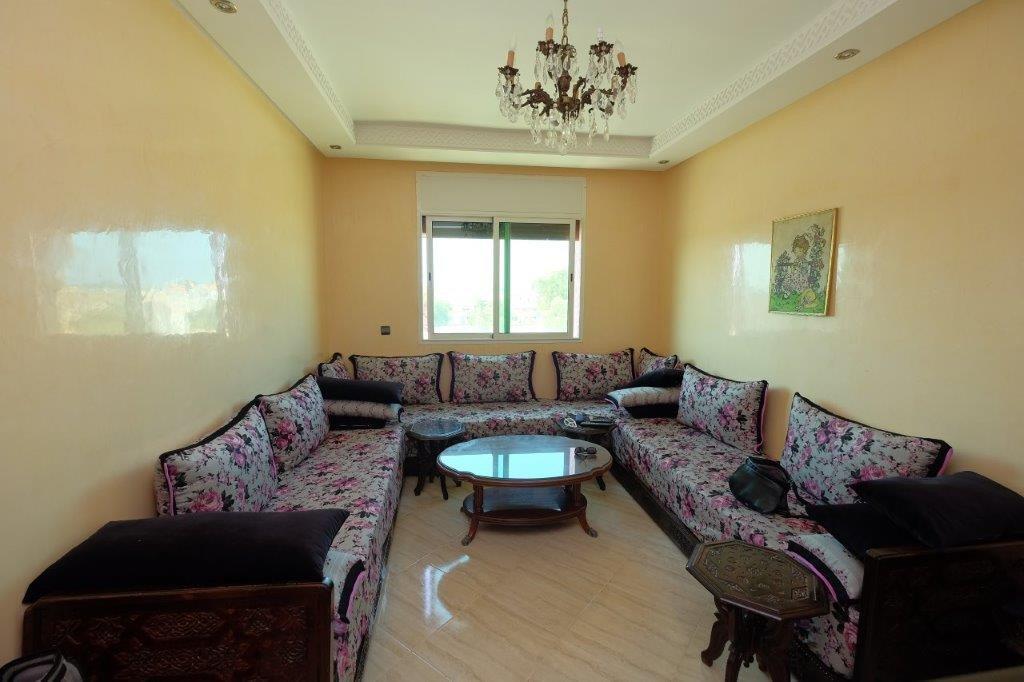 Maroc, Sidi Rahal centre, à acheter appartement de 71m² neuf àpetit prix et en parfait état