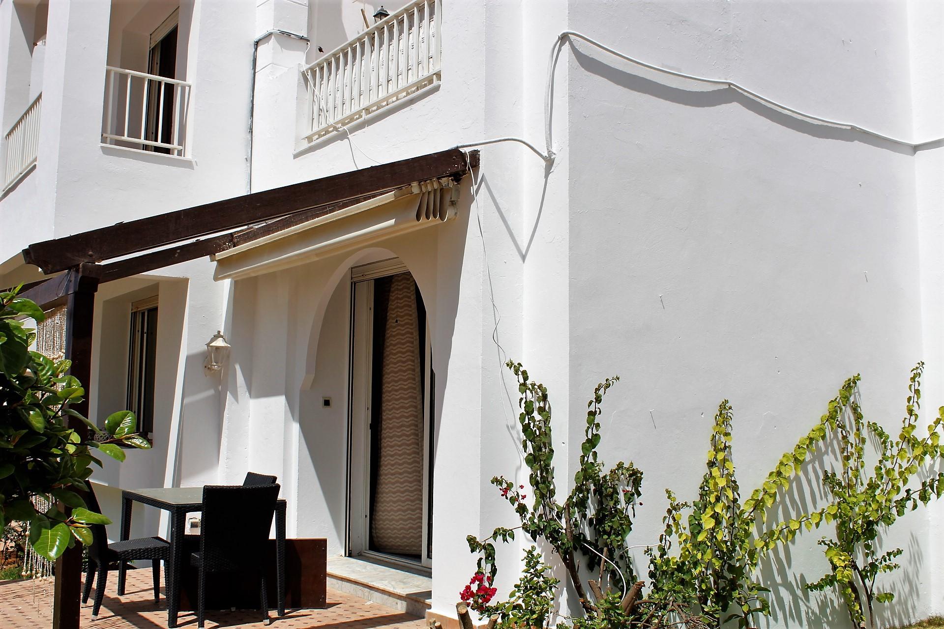 Maroc, Casablanca, Ain Diab, face à la mer, Location logement duplex entièrement rénové a neuf de 200 m²