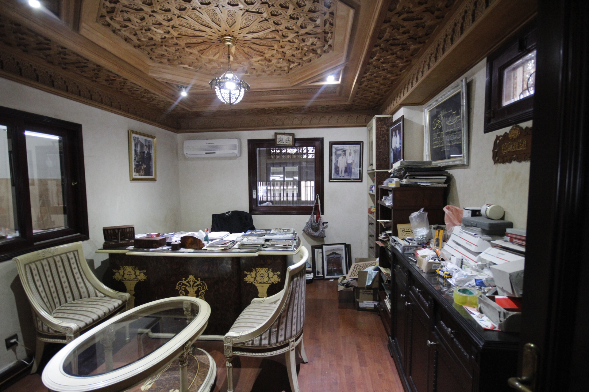 Maroc, Casablanca, Bourgogne (secteur Tan Tan) à acheter local professionnel de 197 m² intéressant à visiter