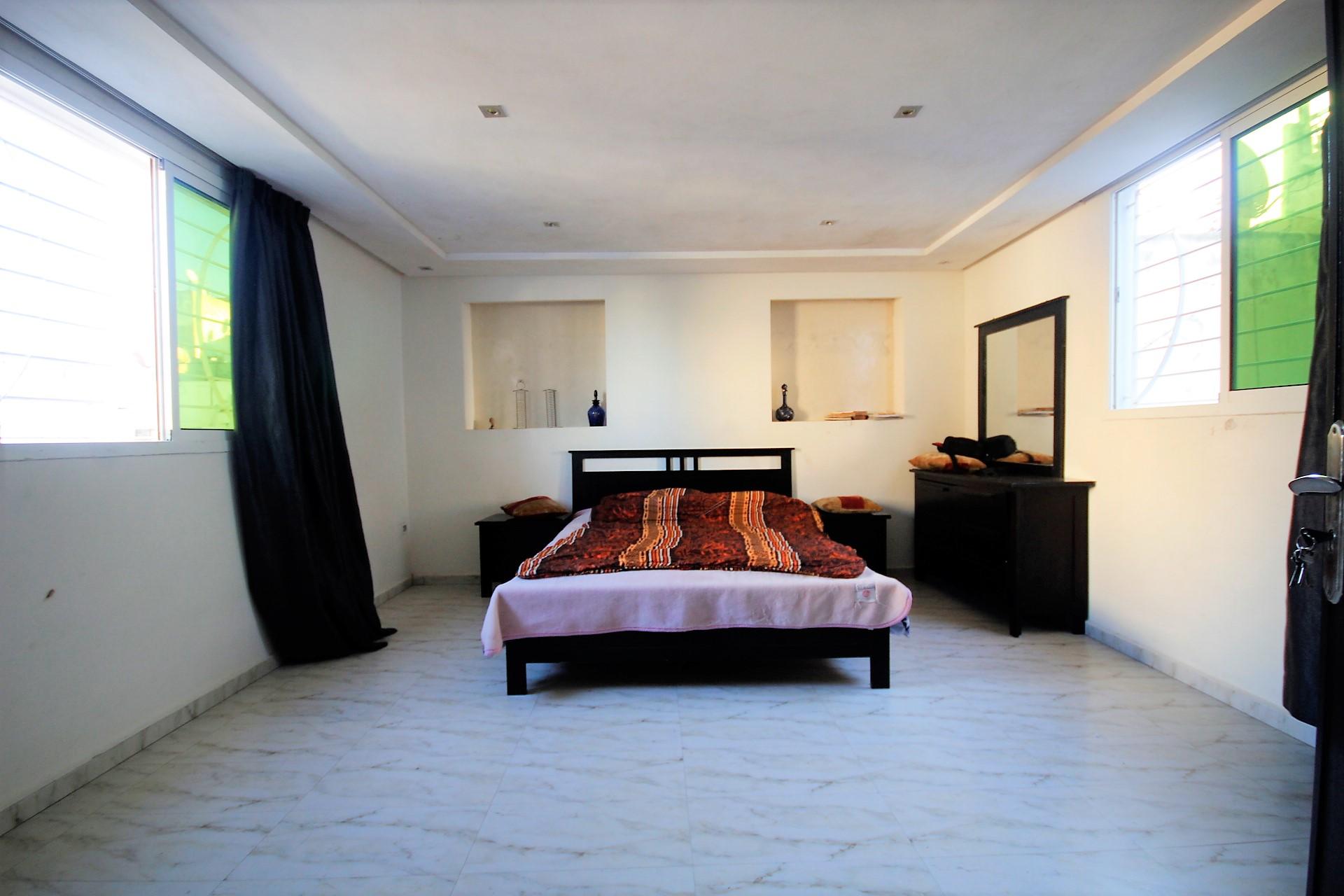 Spécial logement petit PRIX. Maroc, Casablanca, Bourgogne proche Bld Zerktouni à acheter appartement de 93 m² 2 chambres rénové avec gout