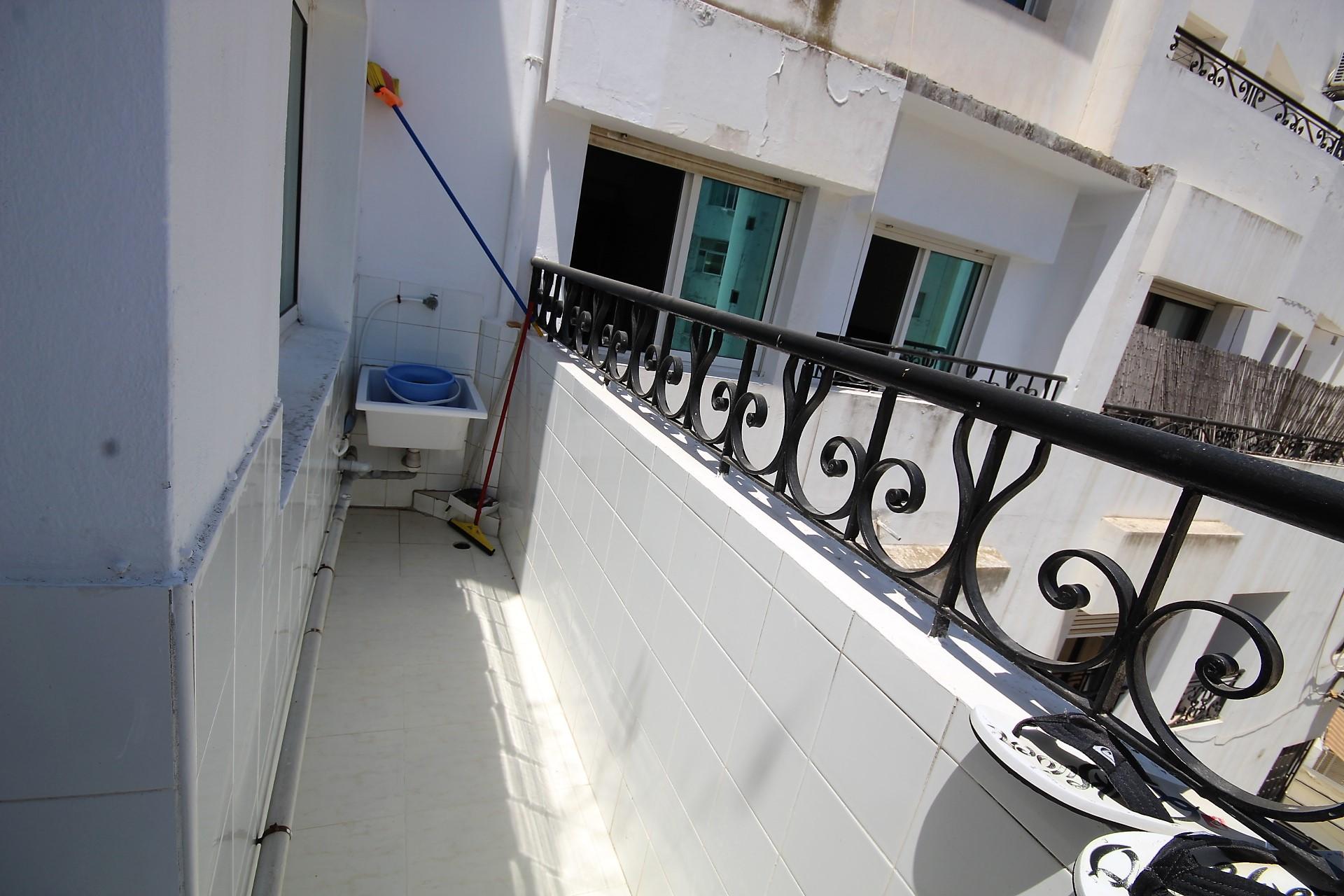 Maroc, Casablanca, Maarif extension, à louer meublé moderne et confortable de 69m² dans rue calme