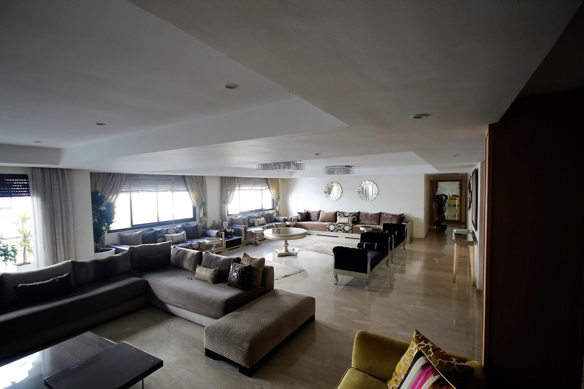 appartement luxe racne casablanca maroc a acheter