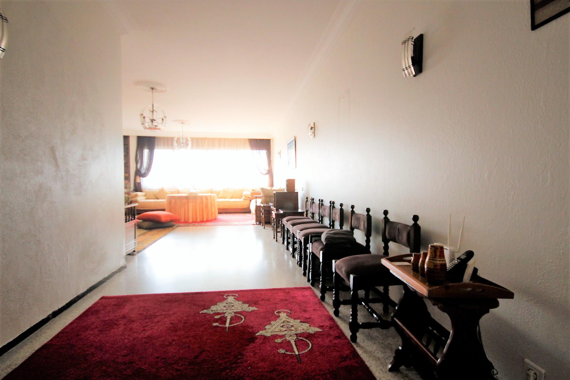 salon appartement vente bld anfa casablanca