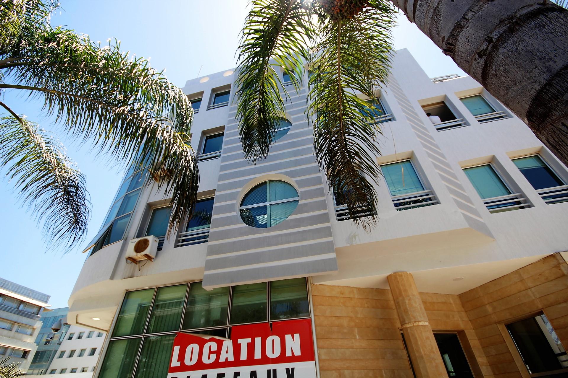 Maroc, Casablanca, Sidi Maarouf au cœur de la colline, à louer petit immeuble de bureau