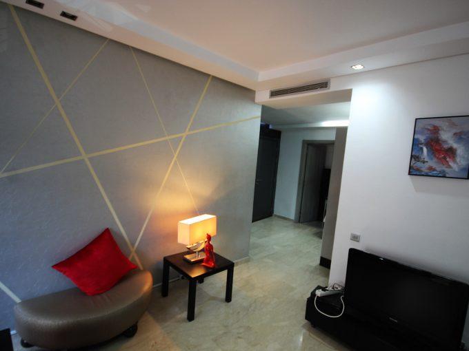 location studio meublé casablanca maarif