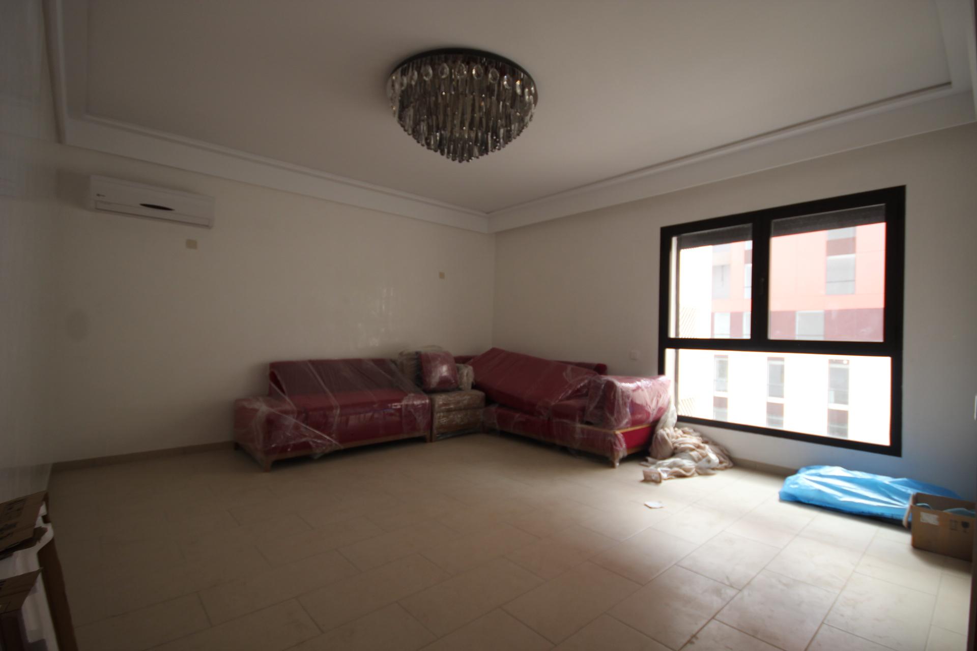 Nouveau quartier Casa Anfa , à louer appartement de Type T3  NEUF