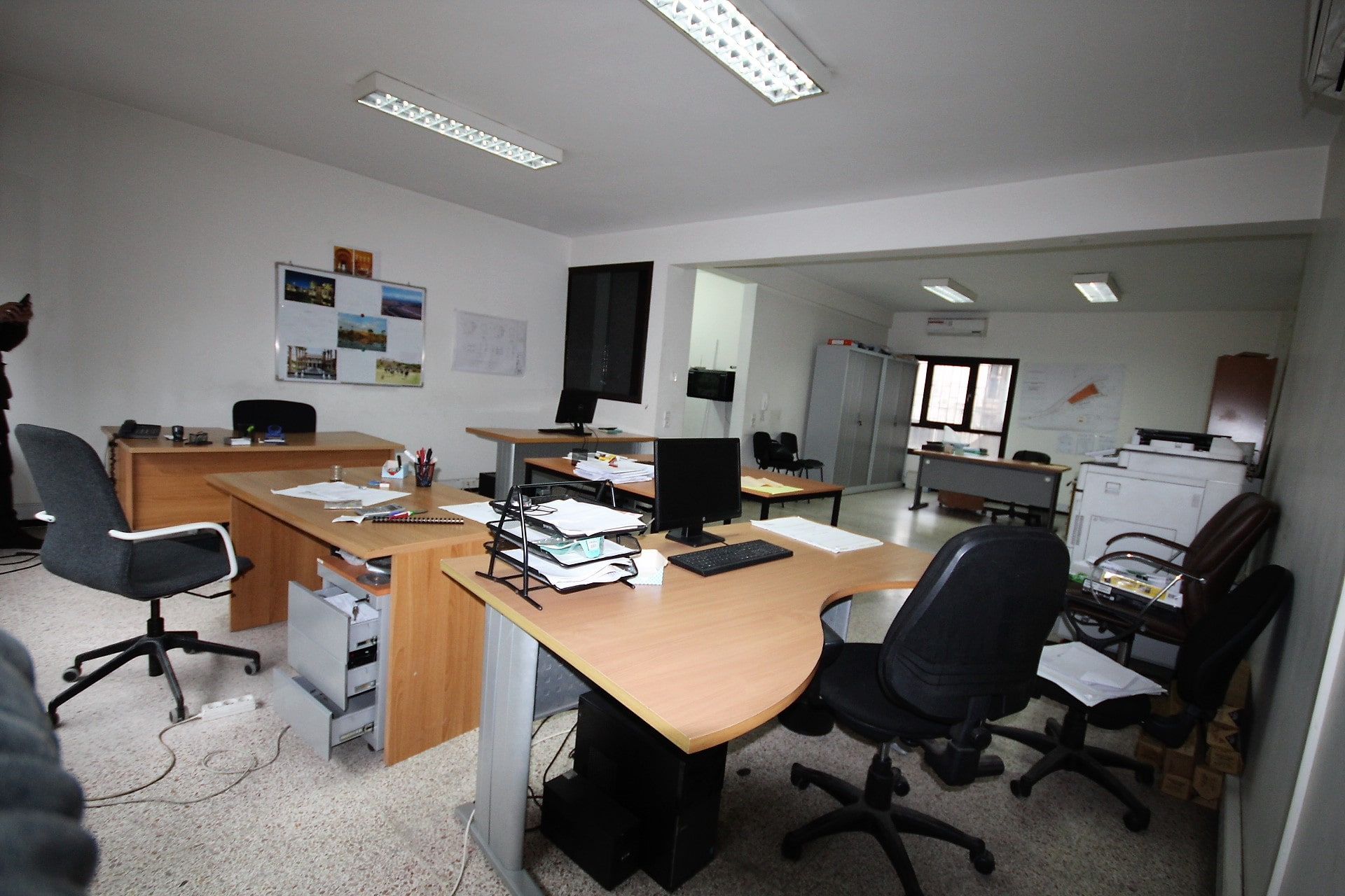 A louer Bureau moderne de 115 m² (environ) proche Bd Zerktouni (Marsa Maroc).