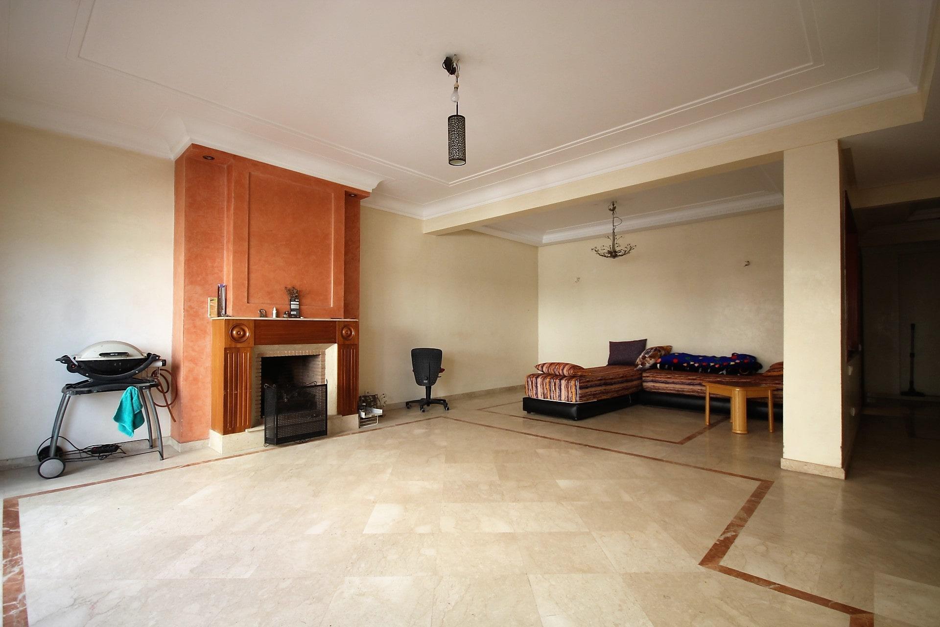 à louer appartement de 144 m² 3 chambres avec prestations haut de gamme