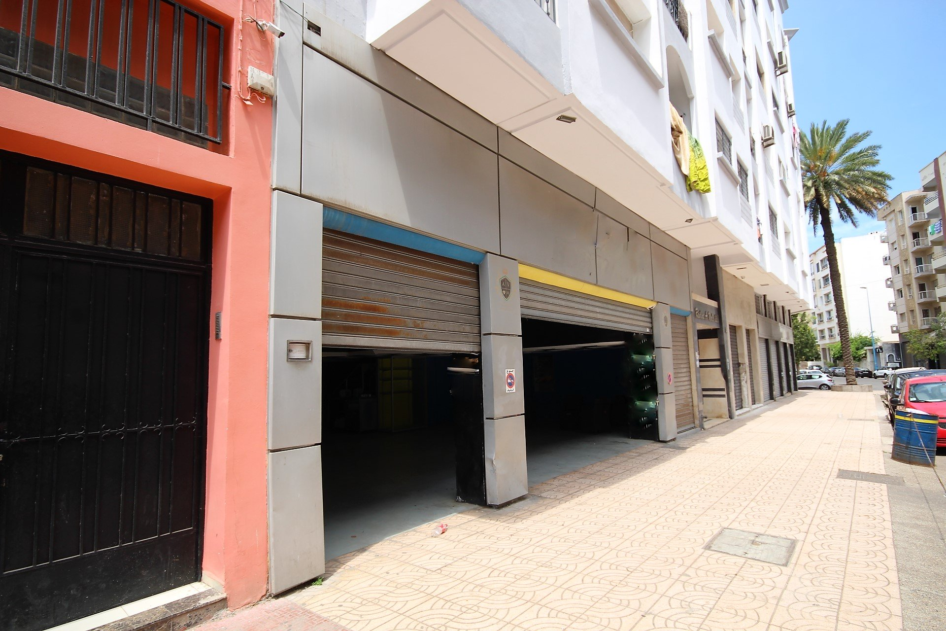 Casablanca,vend grand magasin sous pente offerte