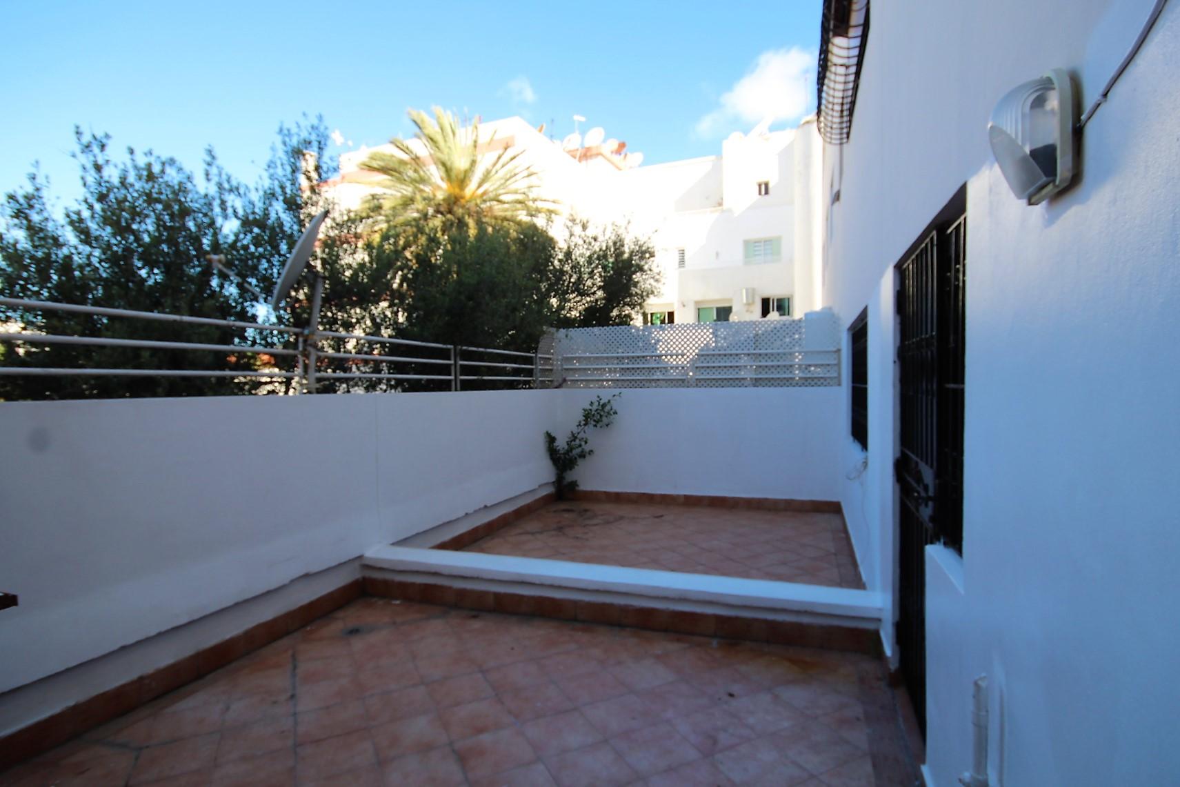 Maroc, Casablanca, maarif ,loue agréable appartement terrasse