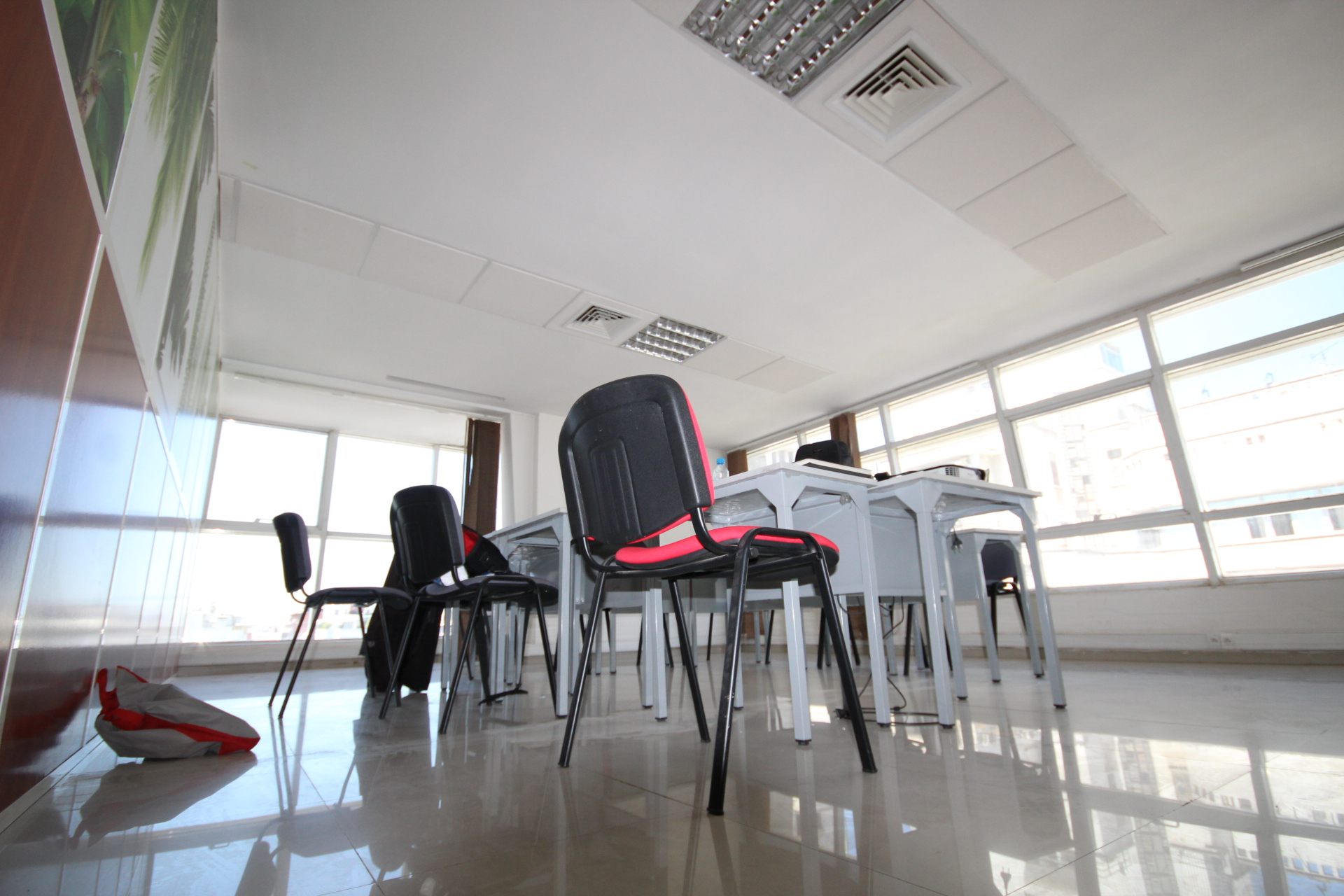 Casablanca, loue Bureau moderne équipé 166 m² centre-ville