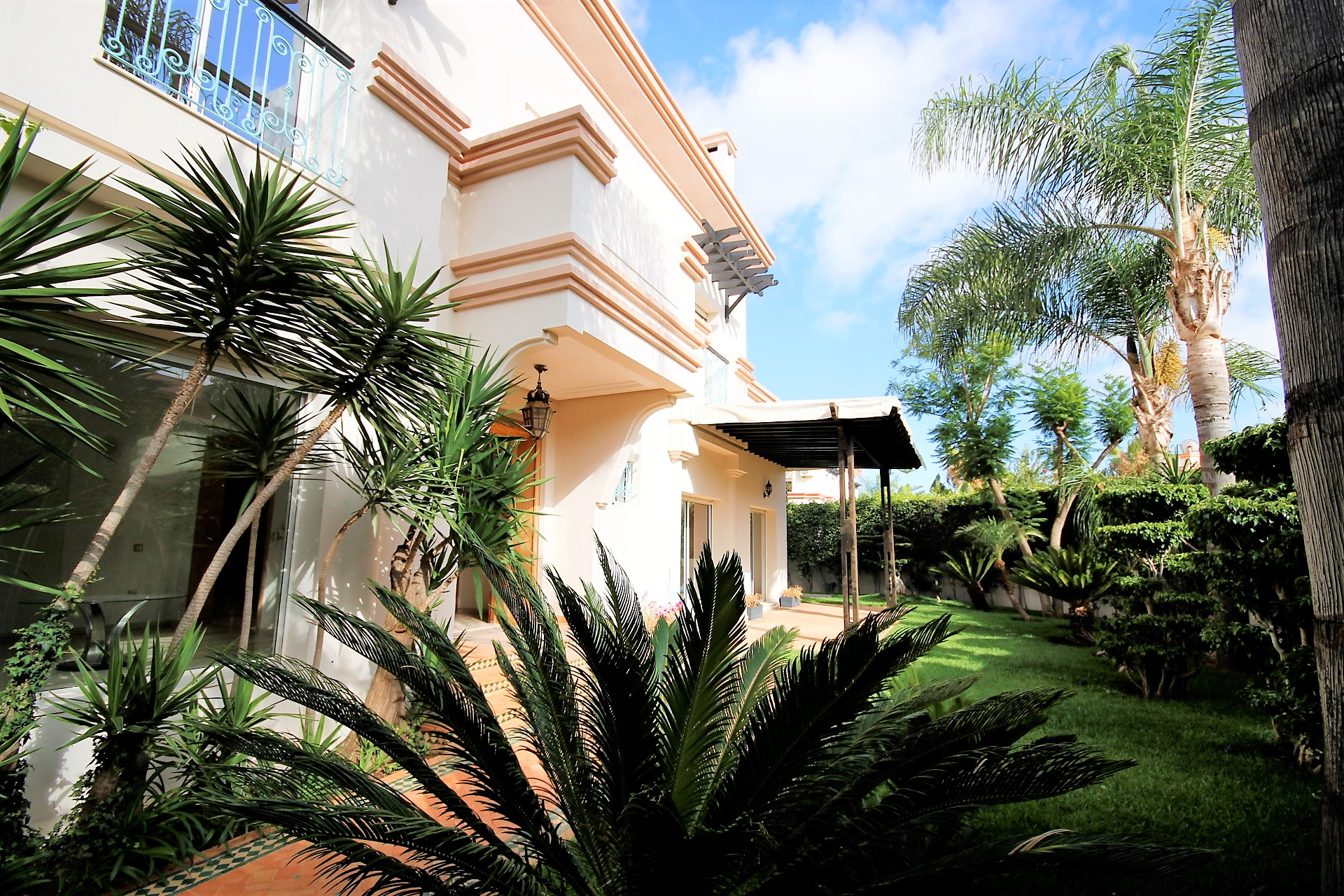 Maroc, Casablanca, Californie, loue agréable maison 560 m²