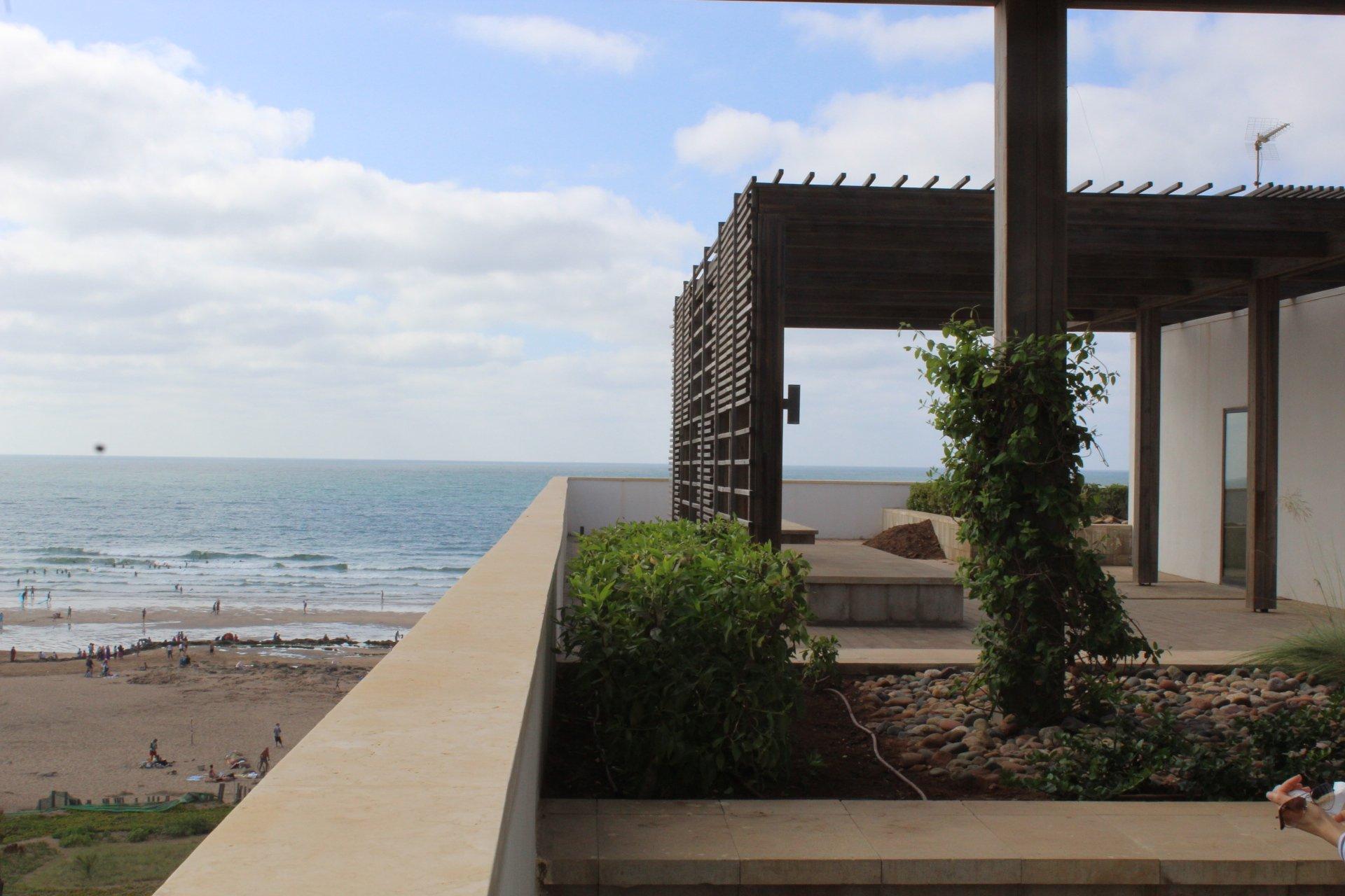 Casablanca ANFA PLACE loue meublé d'exeption vue mer