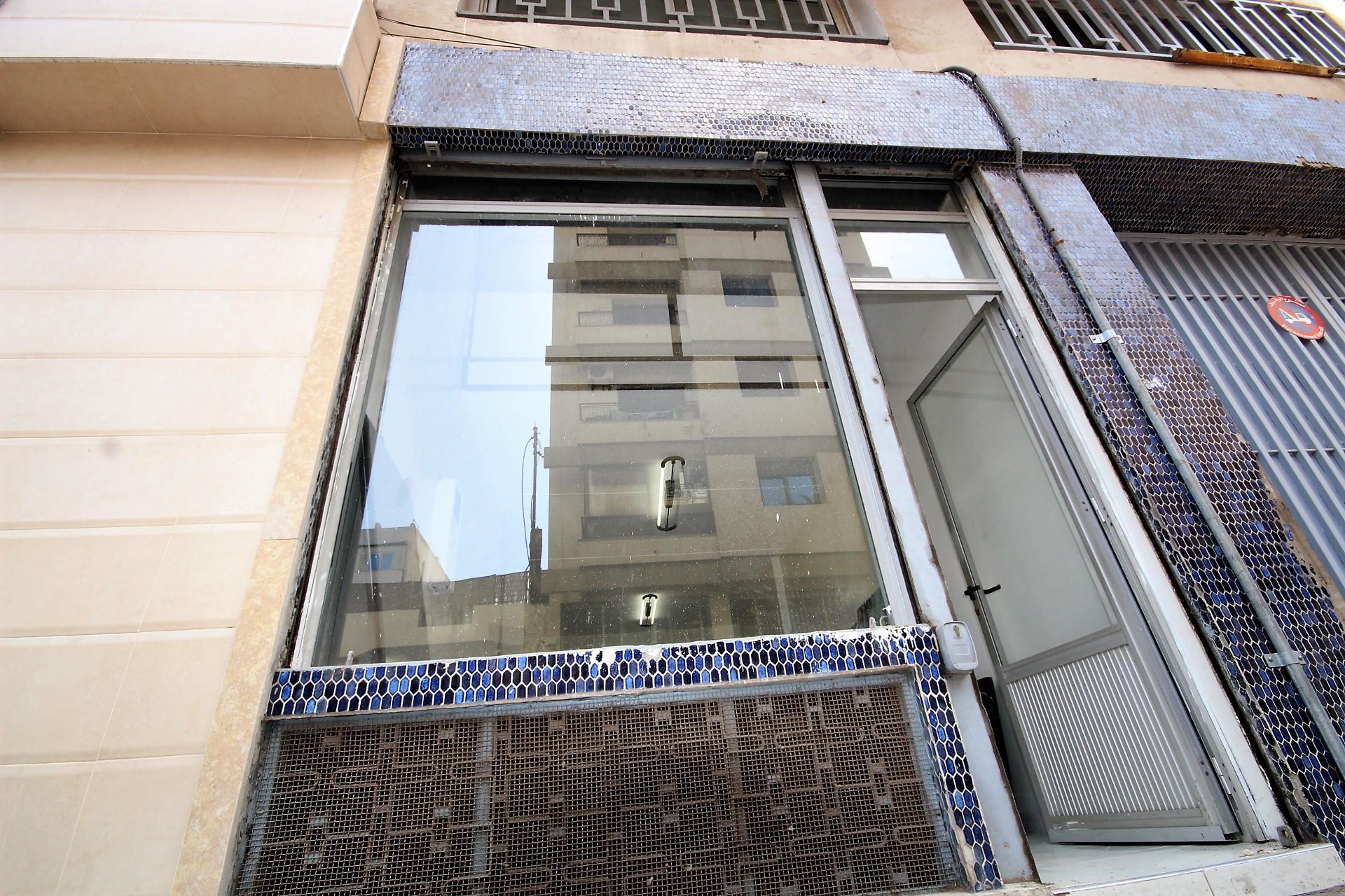 Maroc, Casablanca Anfa, cède fonds de commerce très petit loyer