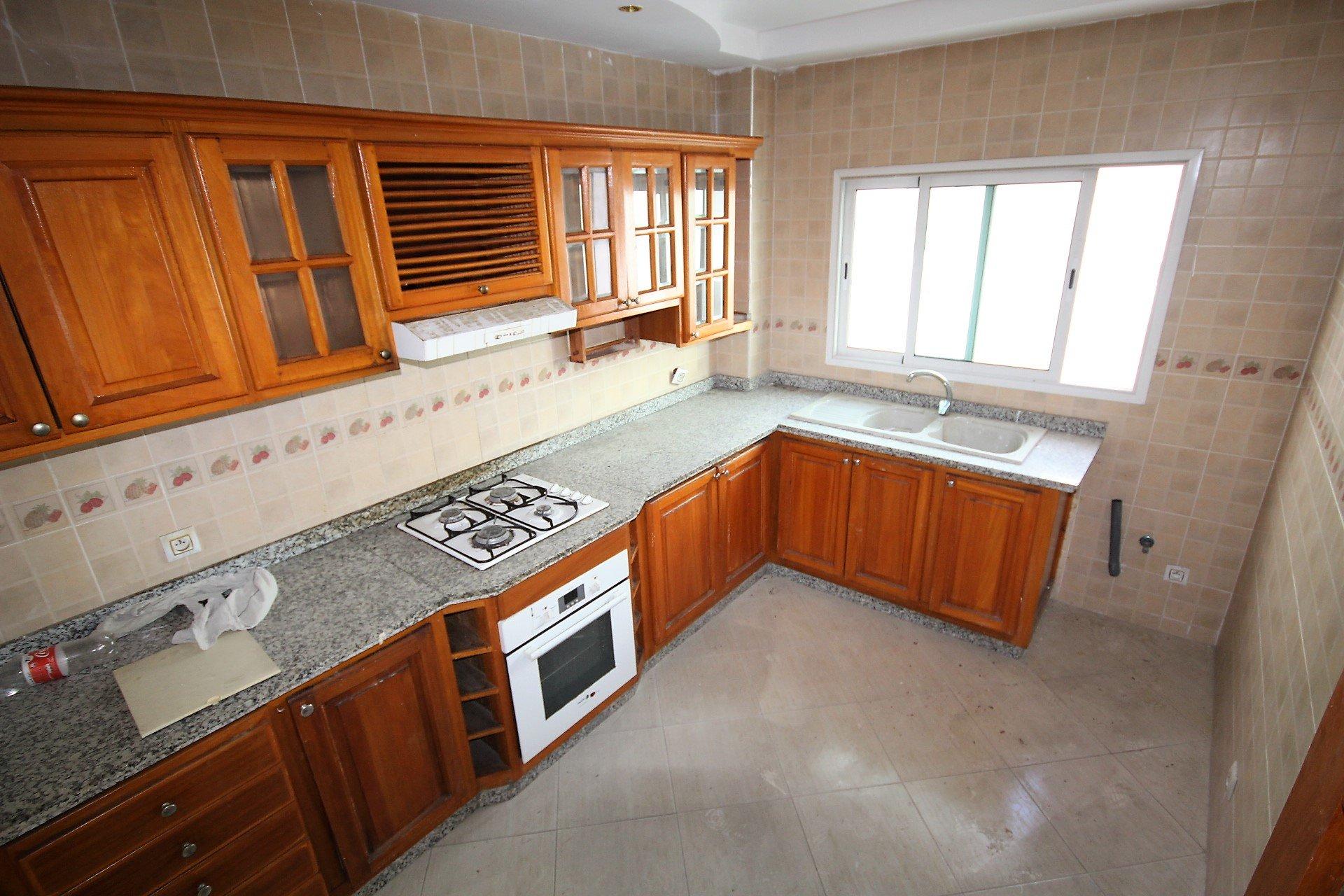 Maroc, Casablanca, Maarif Extension, à acheter Vaste appartement de 3 chambres au calme