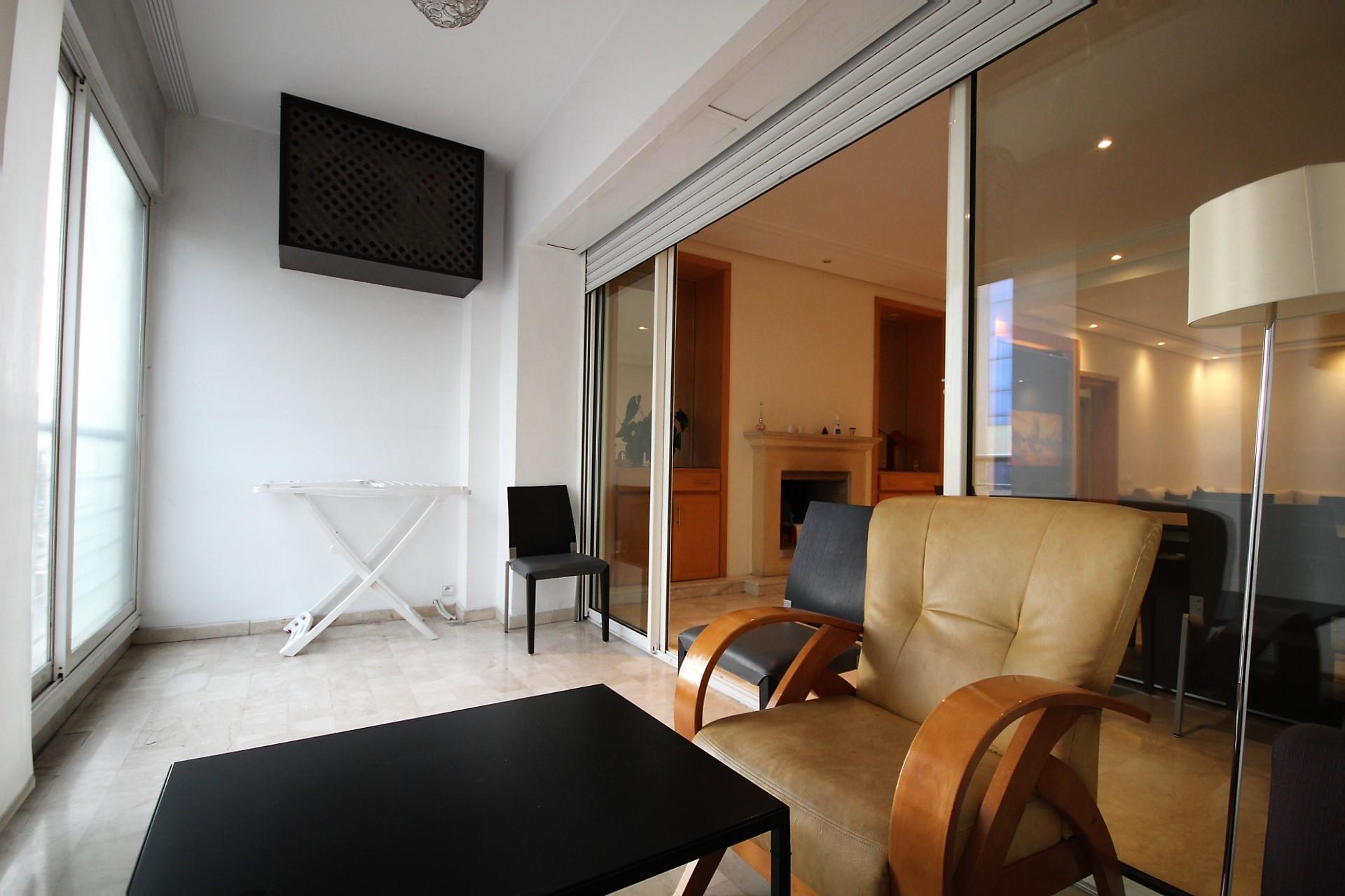 Maroc, Casablanca, sur Ghandi, vend parfait appartement 3 chambres tres bon prix