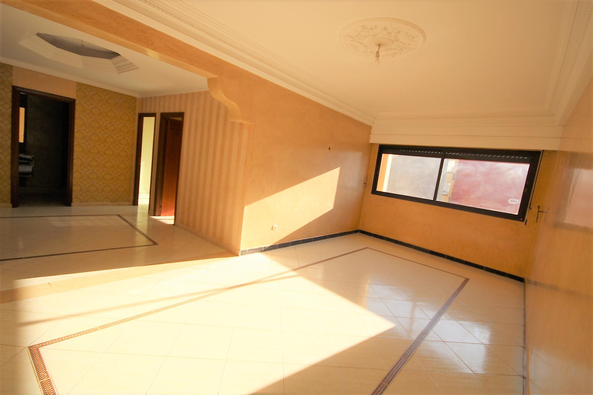 Casablanca, Beauséjour proche CAFC, à acheter confortable logement 82 m² en parfait état