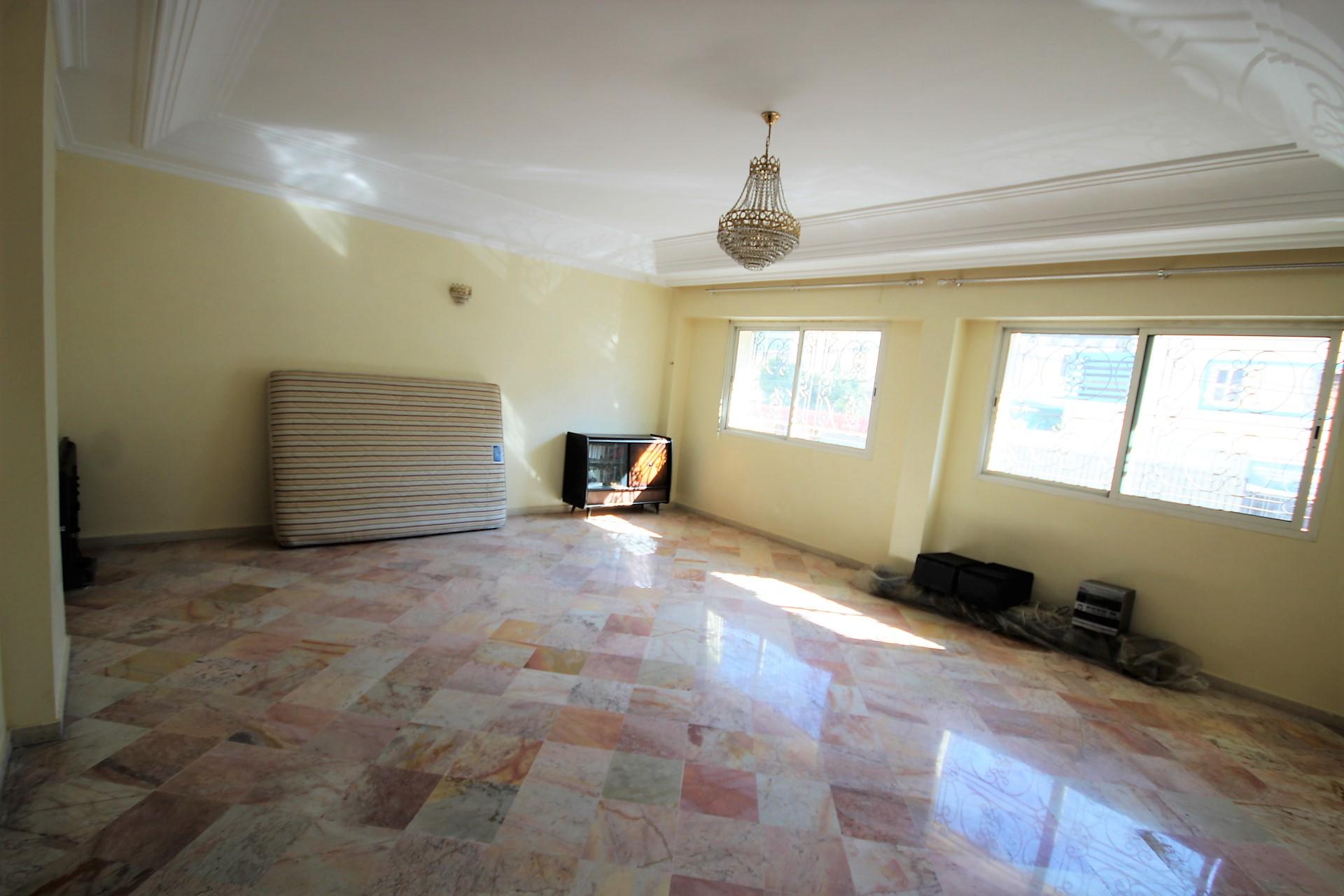 Maroc, Casablanca, RIVIERA, à acheter appartement et terrasse de 164 m², bon prix