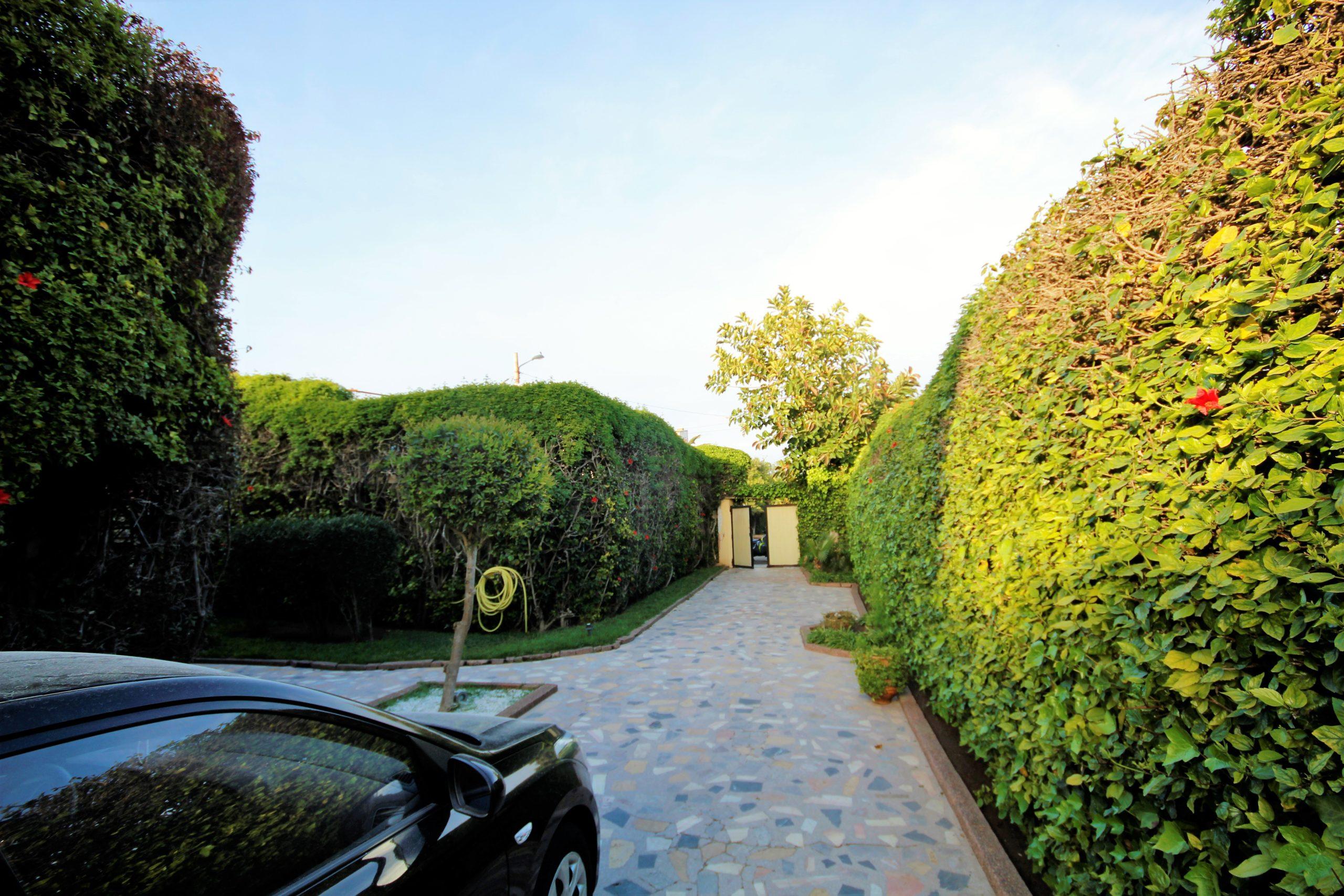 Casablanca, Ain Diab Centre, villa à acheter bien placée
