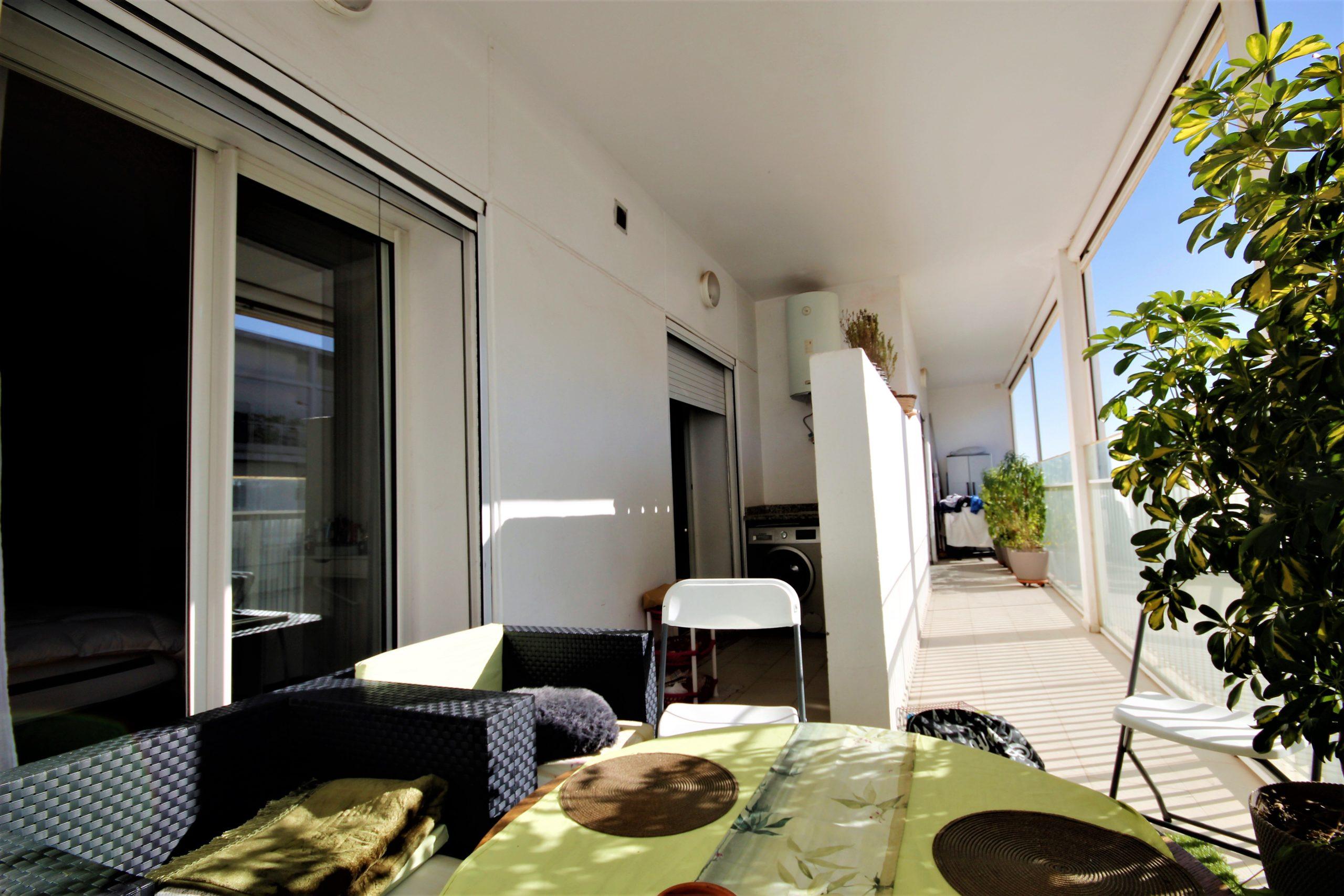 ALMAZ, Casablanca SUD à acheter bel appartement neuf de 177 m² avec terrasse