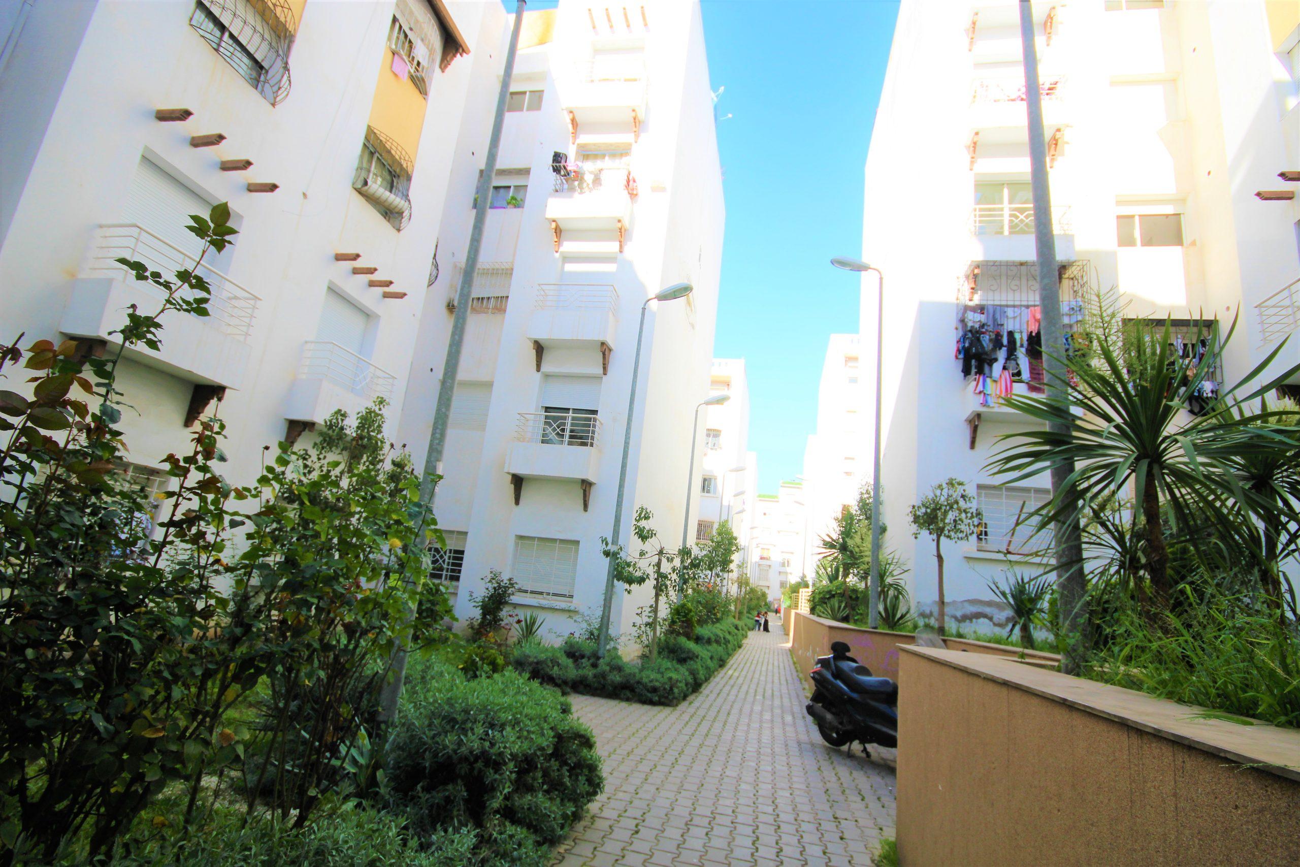 Maroc, MOHAMEDIA- ZENATTA, vend appartement 3 chambres 80 m² a très bon prix