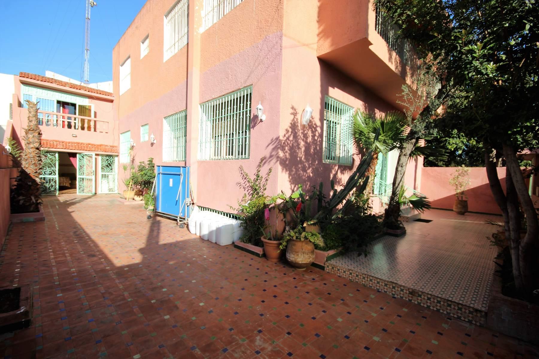 Casablanca, Polo, vend villa 4 chambres dans lotissement privé