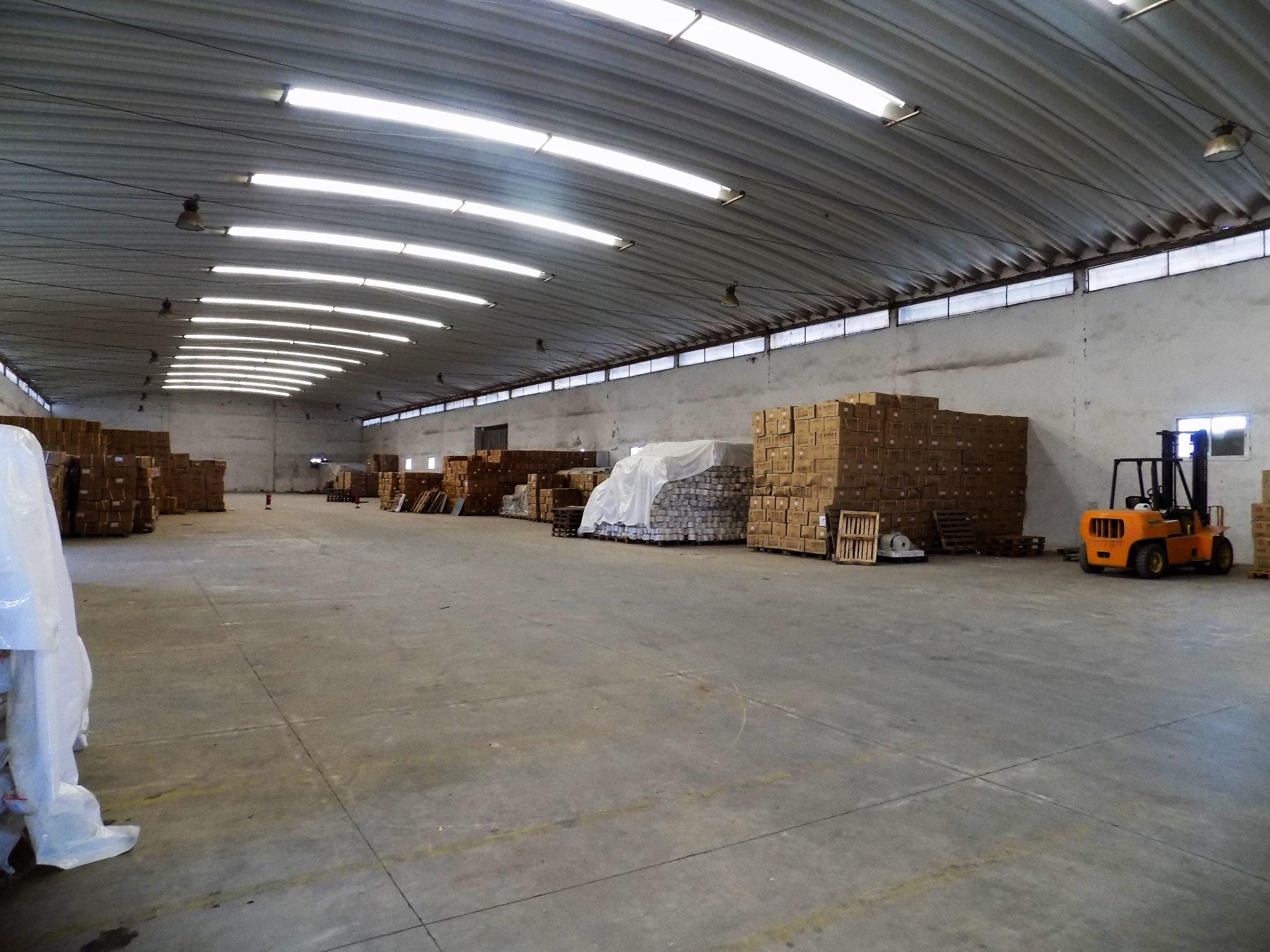 Maroc, Casablanca Sud, loue grands et vastes entrepôts de stockage modernes